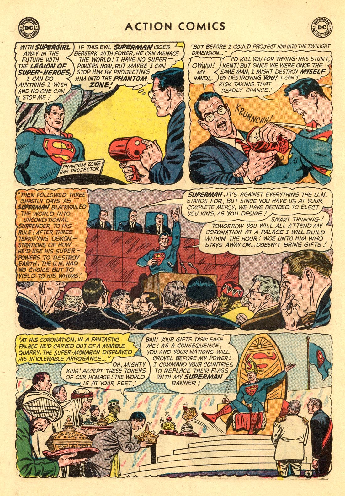 Read online Action Comics (1938) comic -  Issue #312 - 6