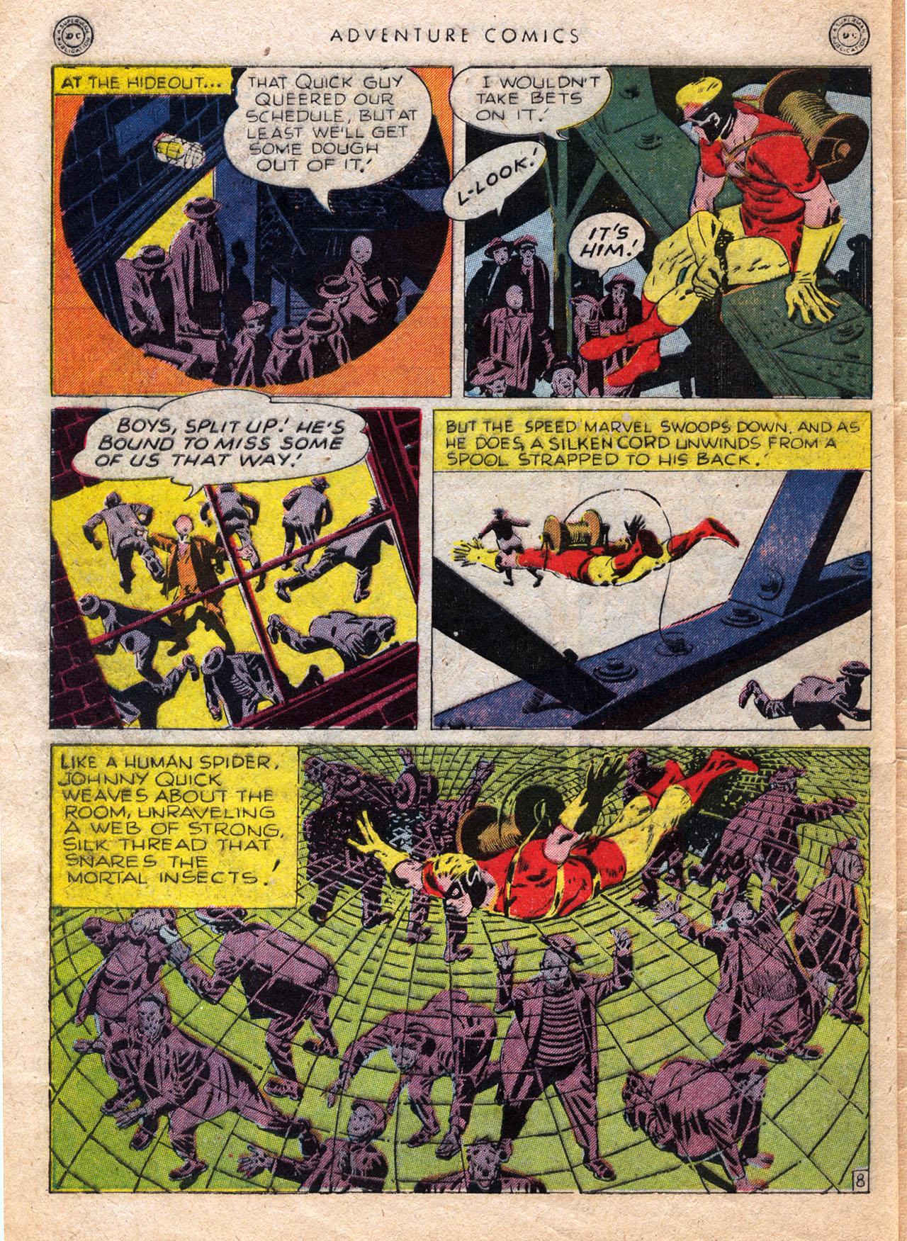 Read online Adventure Comics (1938) comic -  Issue #120 - 48