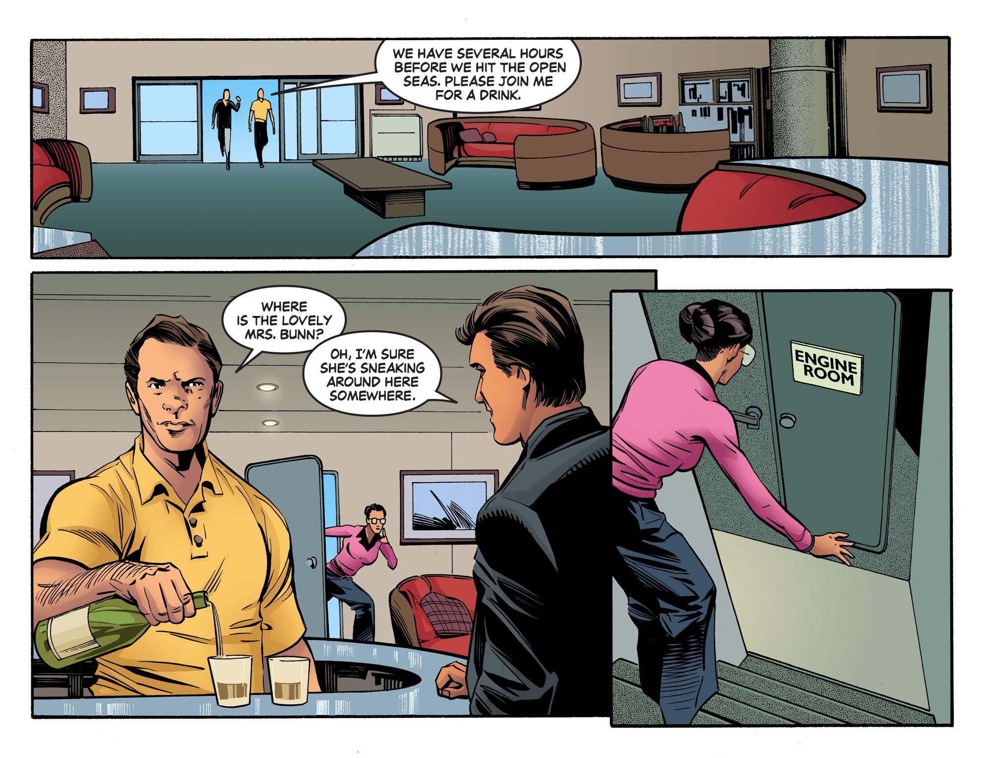Read online Wonder Woman '77 [I] comic -  Issue #19 - 15