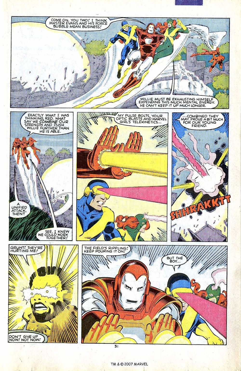 Iron Man Annual issue 8 - Page 37