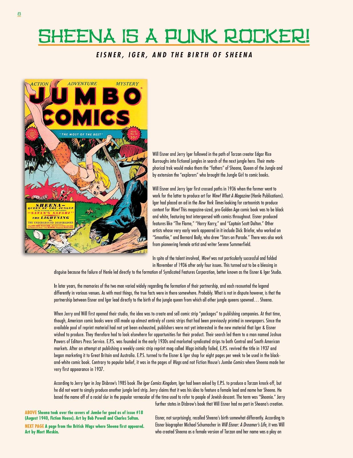 Read online Jungle Girls comic -  Issue # TPB (Part 1) - 10