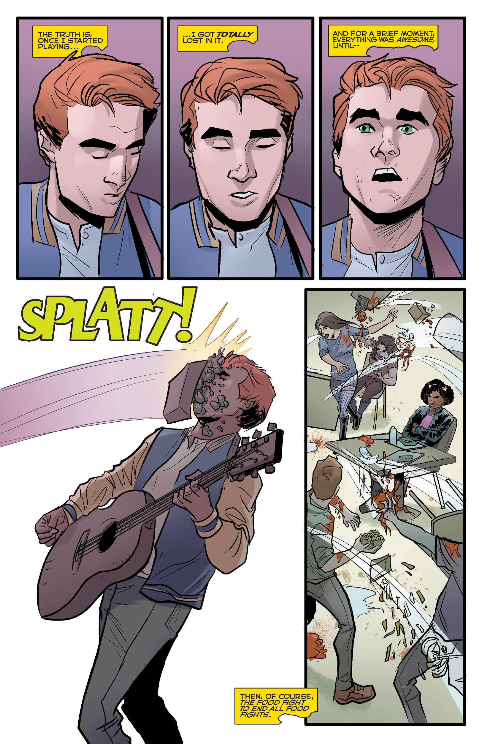Read online Riverdale comic -  Issue #2 - 9