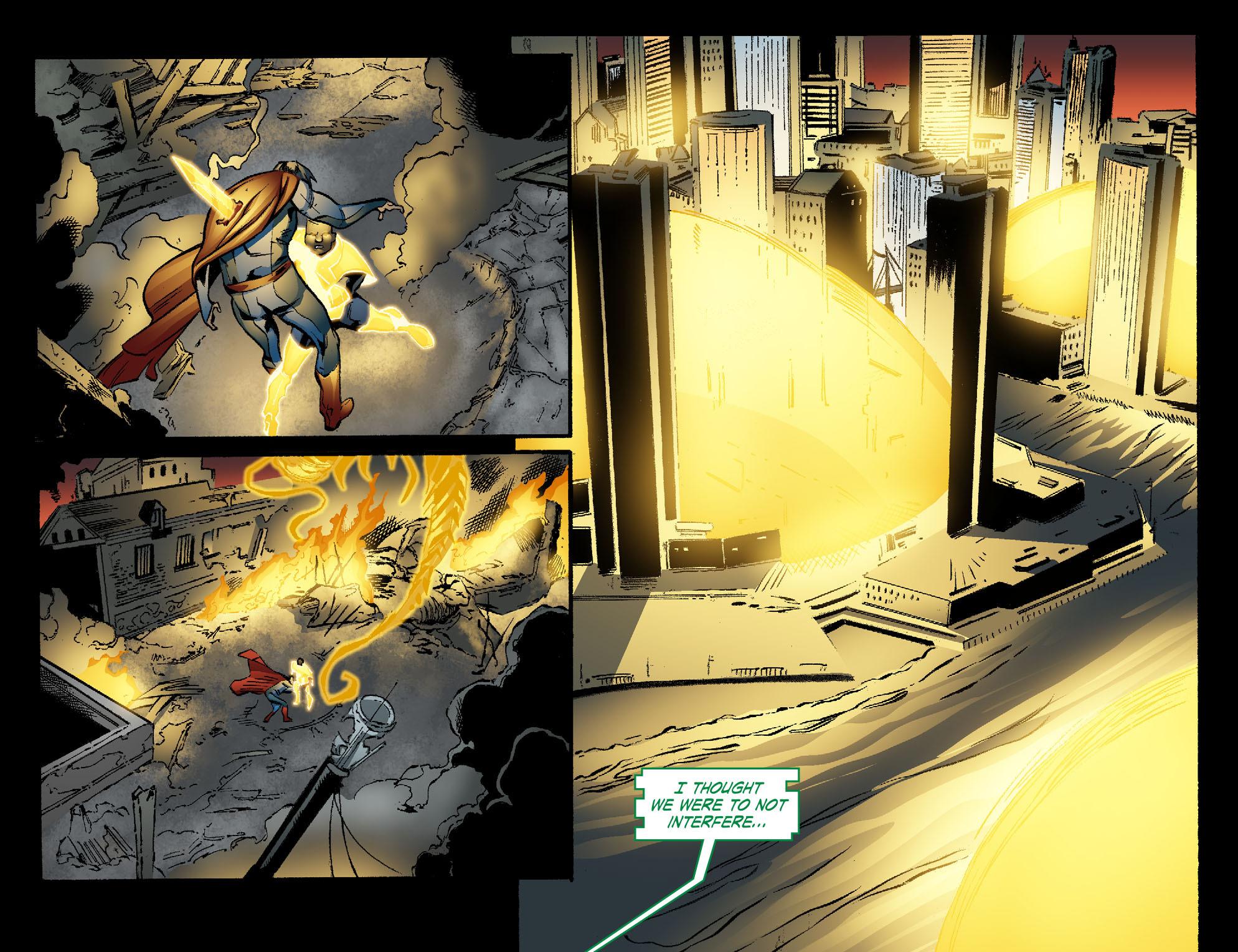 Read online Smallville: Lantern [I] comic -  Issue #10 - 20