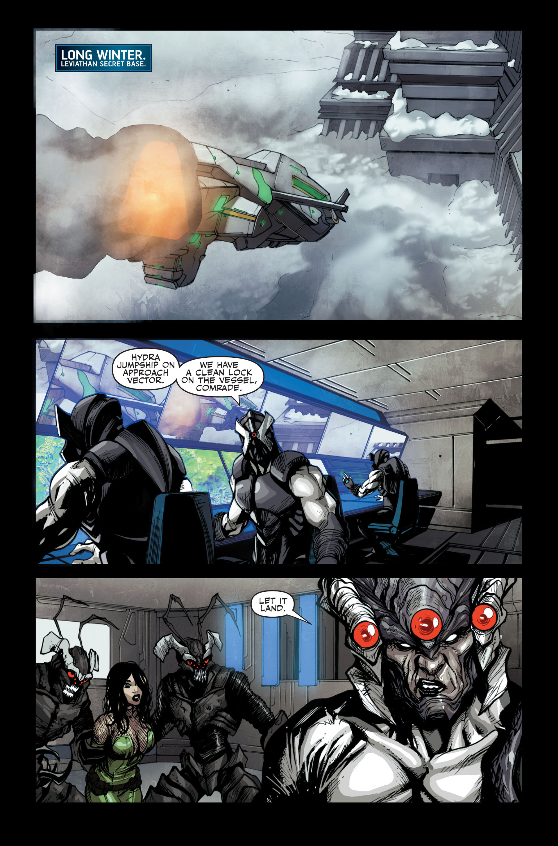 Read online Secret Warriors comic -  Issue #13 - 20