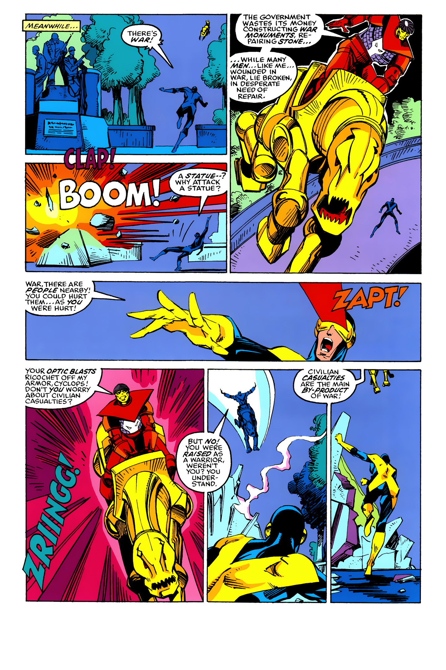 Read online X-Factor (1986) comic -  Issue #25 - 13