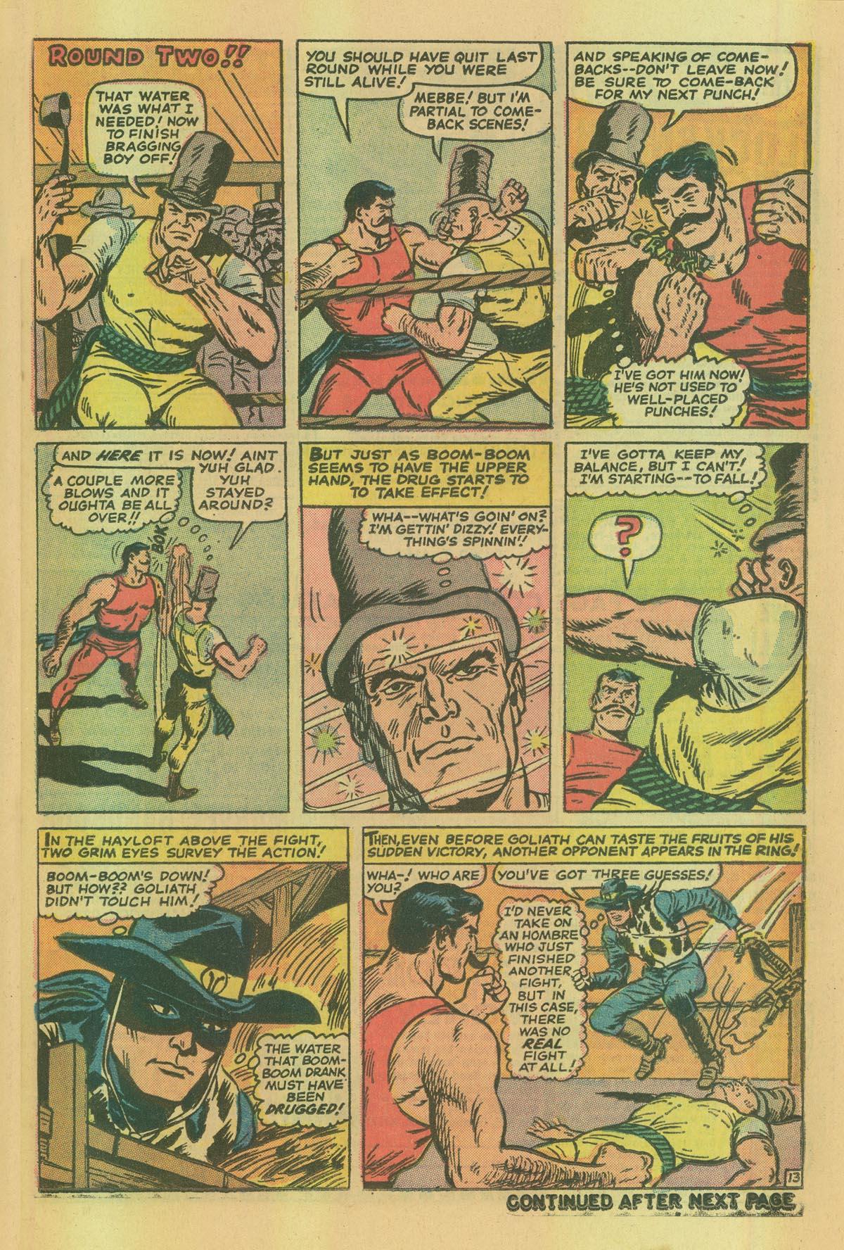 Read online Two-Gun Kid comic -  Issue #114 - 21