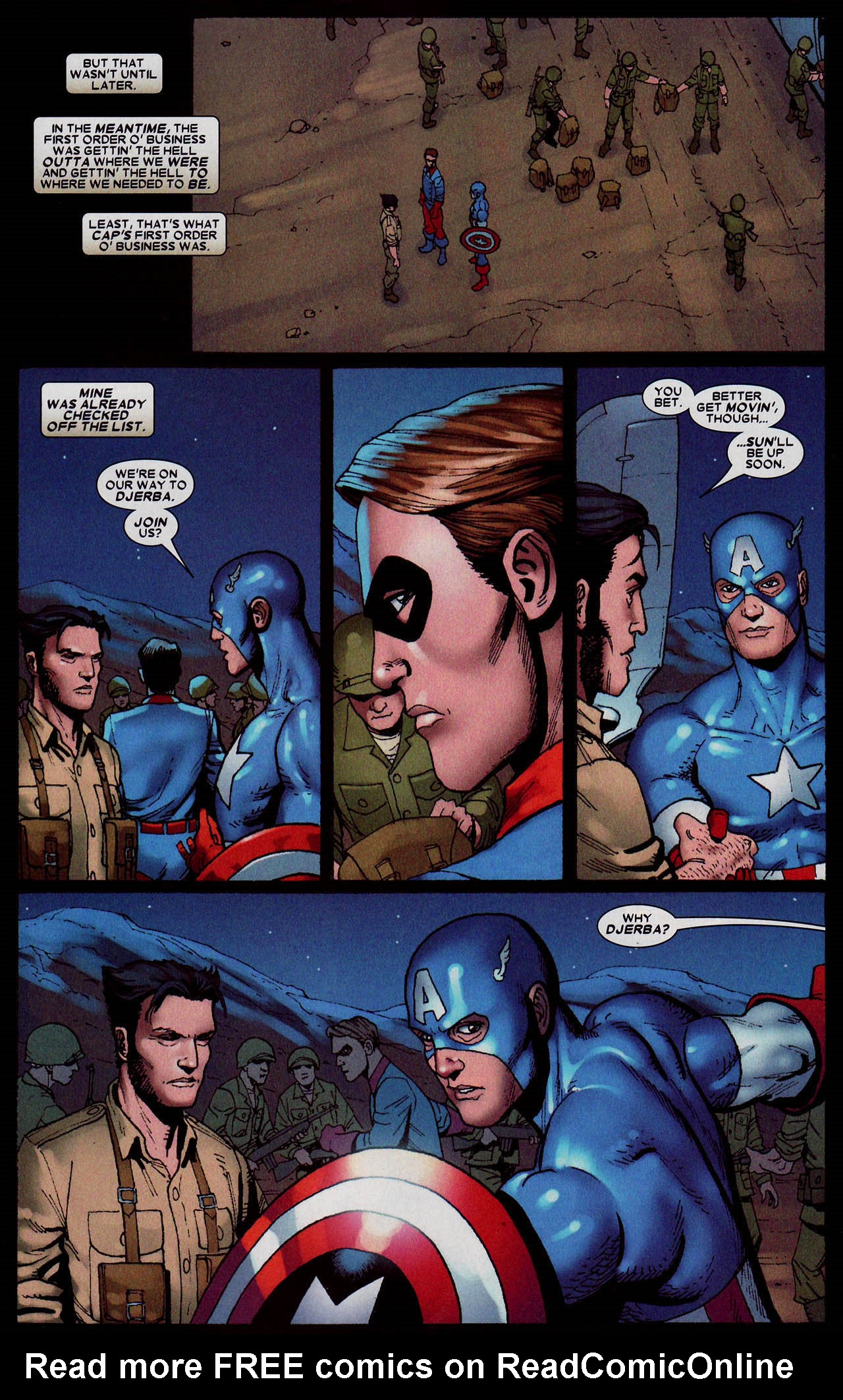 Read online Wolverine: Origins comic -  Issue #18 - 6