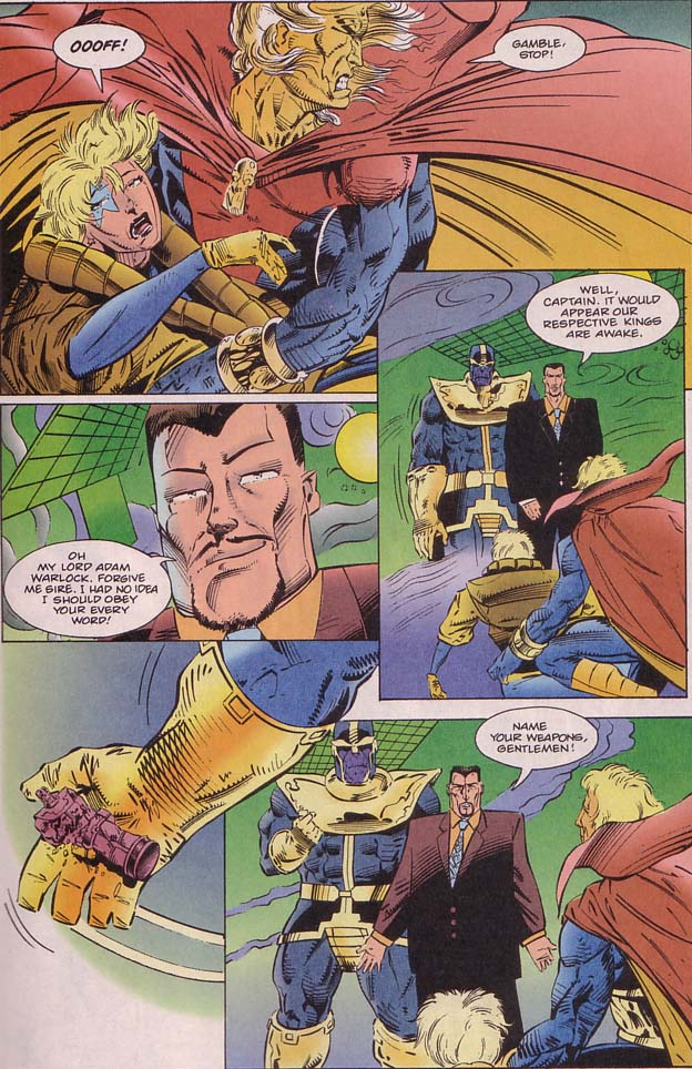 Read online Cyberspace 3000 comic -  Issue #8 - 7