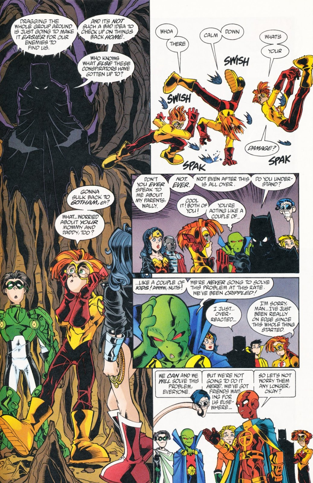 Sins of Youth issue JLA Jr. - Page 31