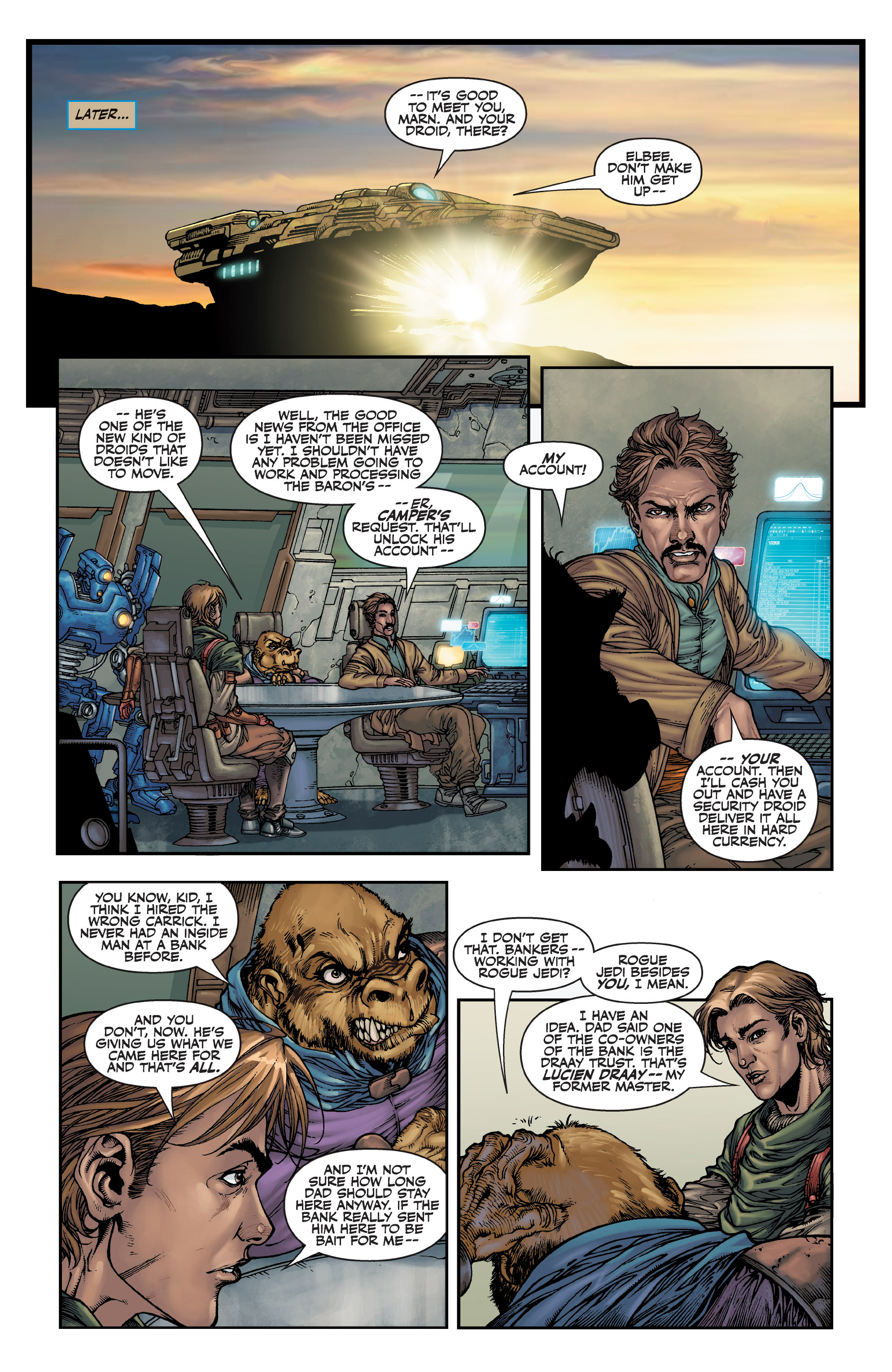 Read online Star Wars Omnibus comic -  Issue # Vol. 29 - 270