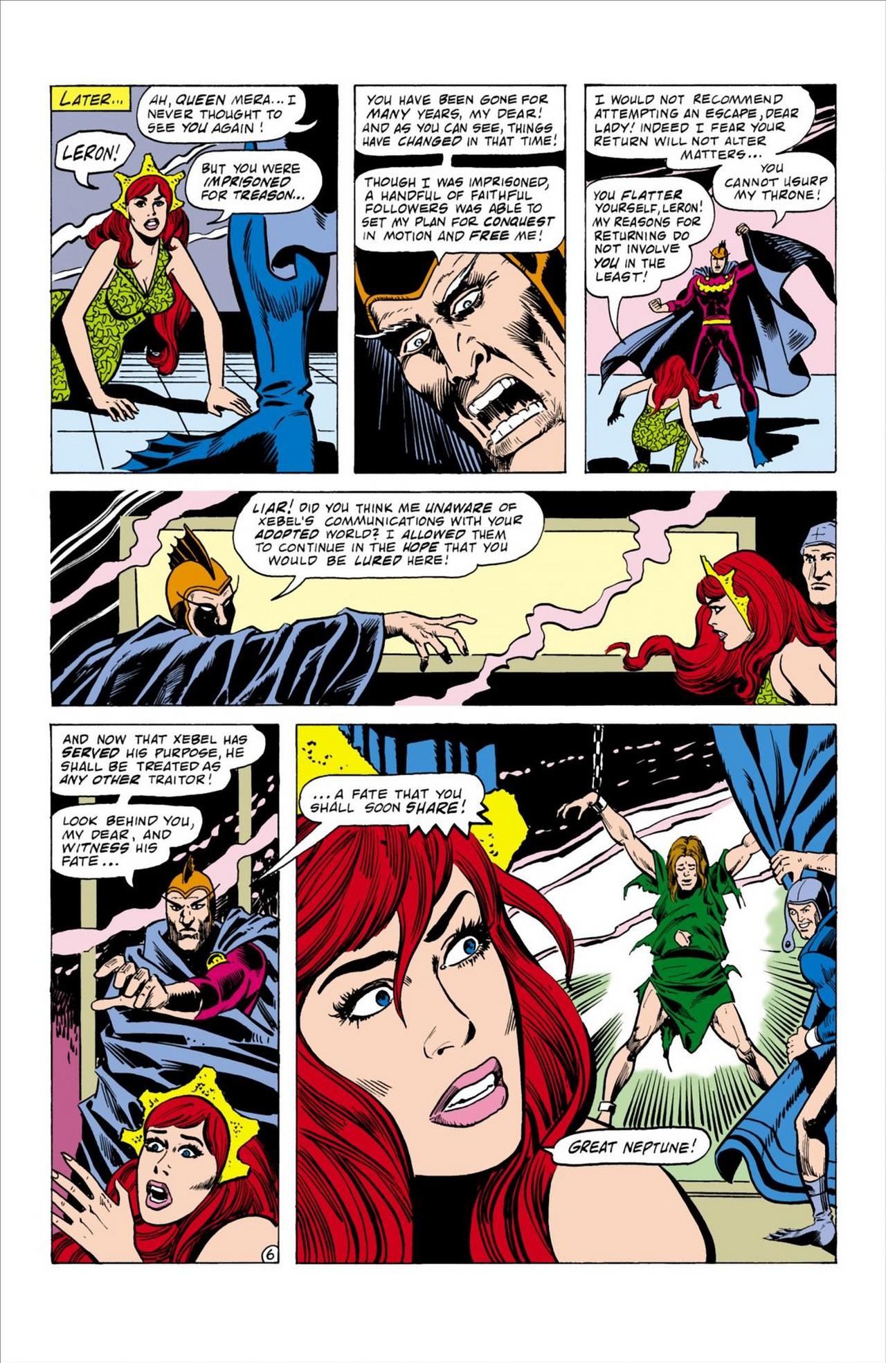 Read online Aquaman (1962) comic -  Issue #58 - 18