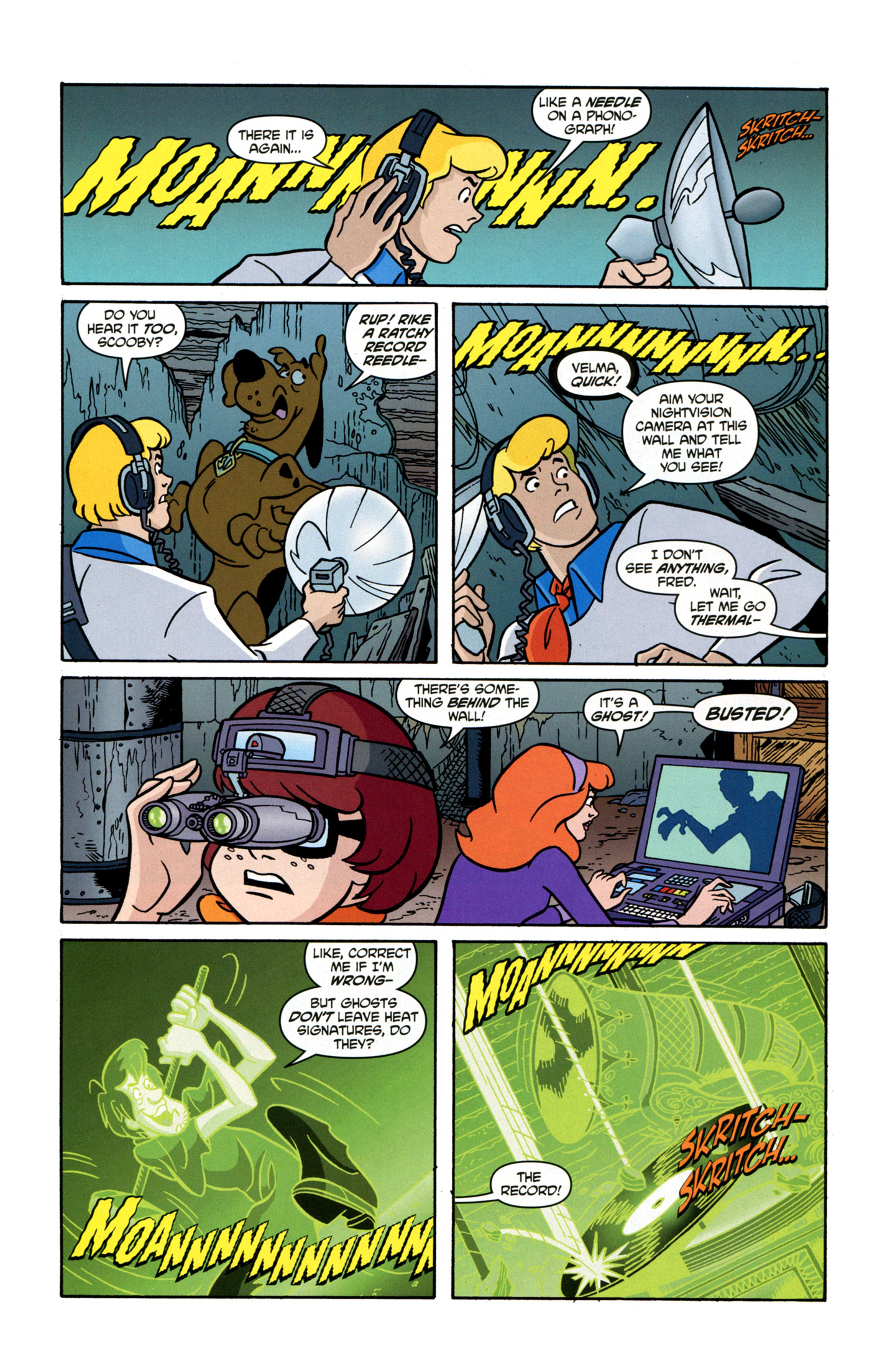 Read online Scooby-Doo: Where Are You? comic -  Issue #19 - 11