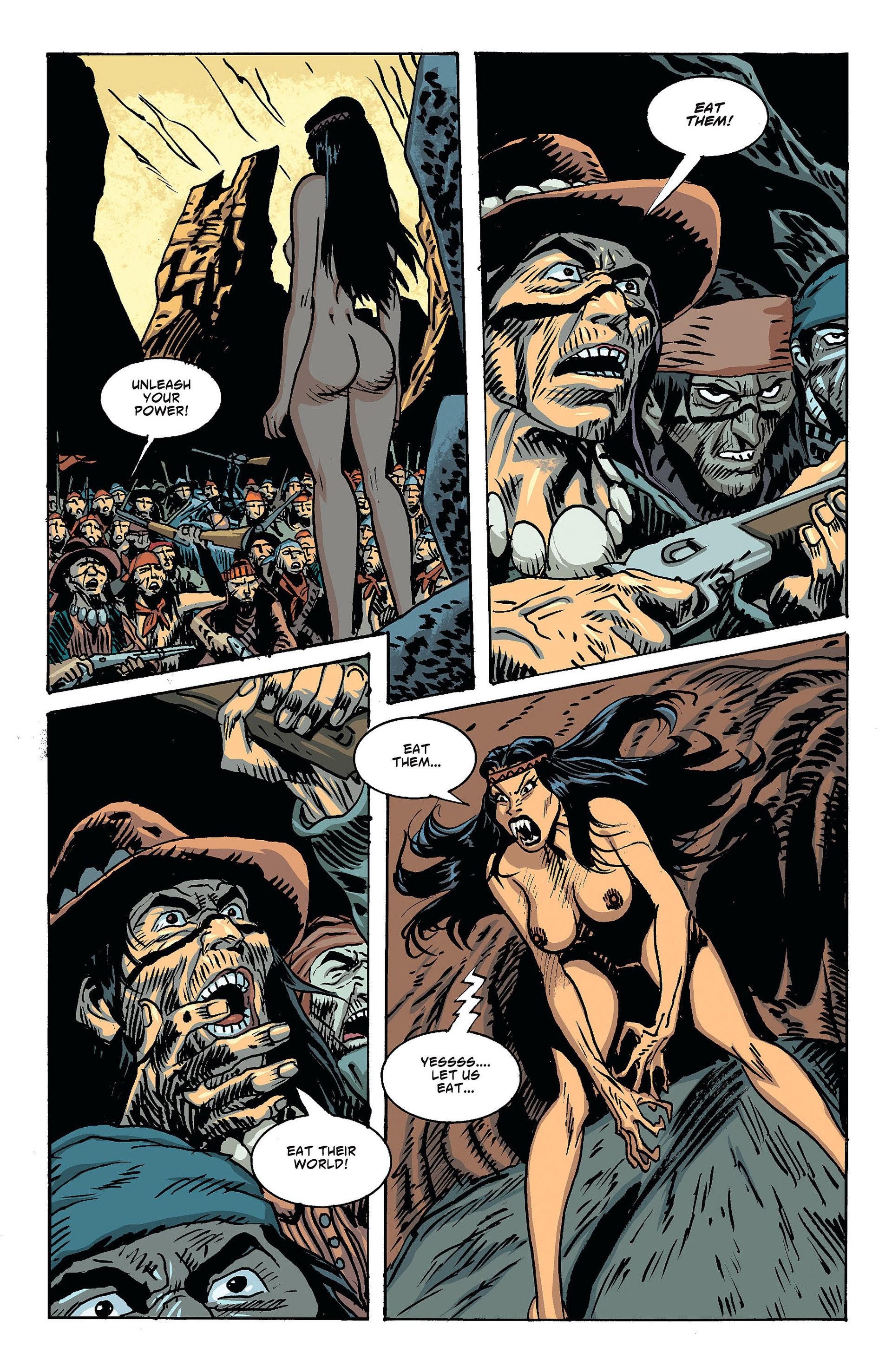 Read online American Vampire comic -  Issue #21 - 15
