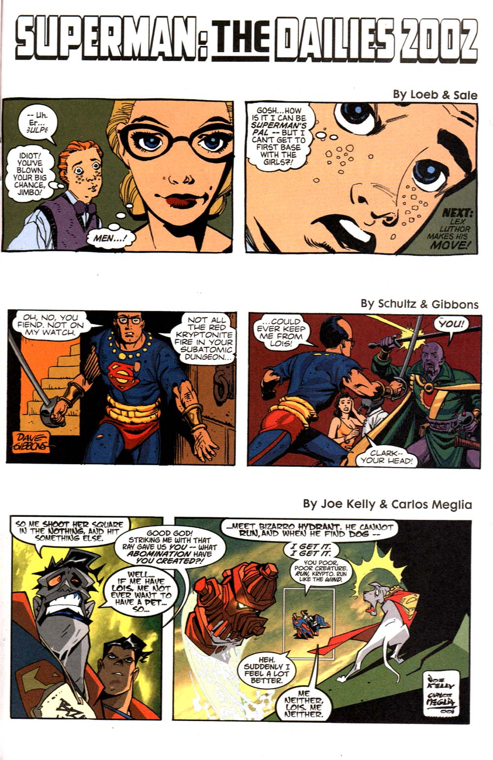 Read online Adventures of Superman (1987) comic -  Issue #600 - 45