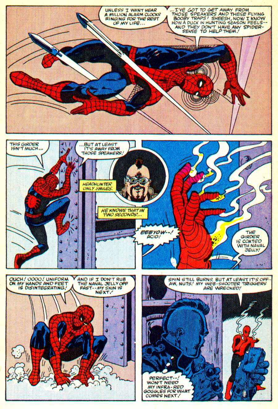 Web of Spider-Man (1985) Issue #27 #37 - English 17