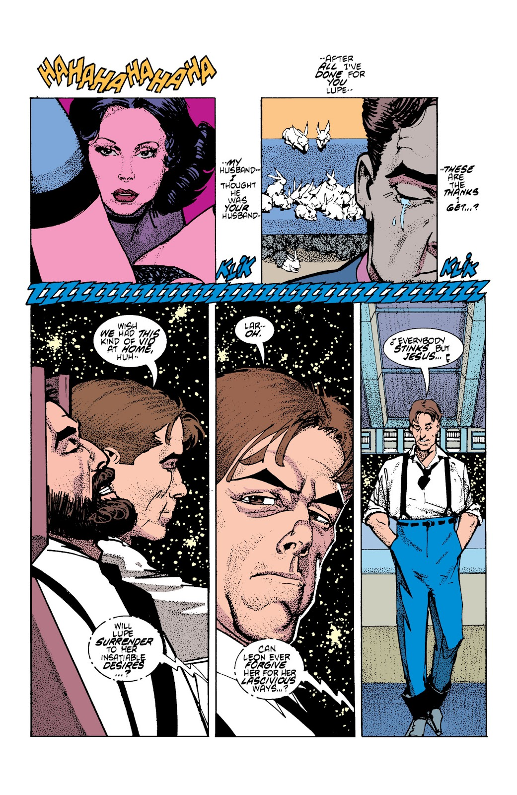 American Flagg! issue Definitive Collection (Part 1) - Page 16