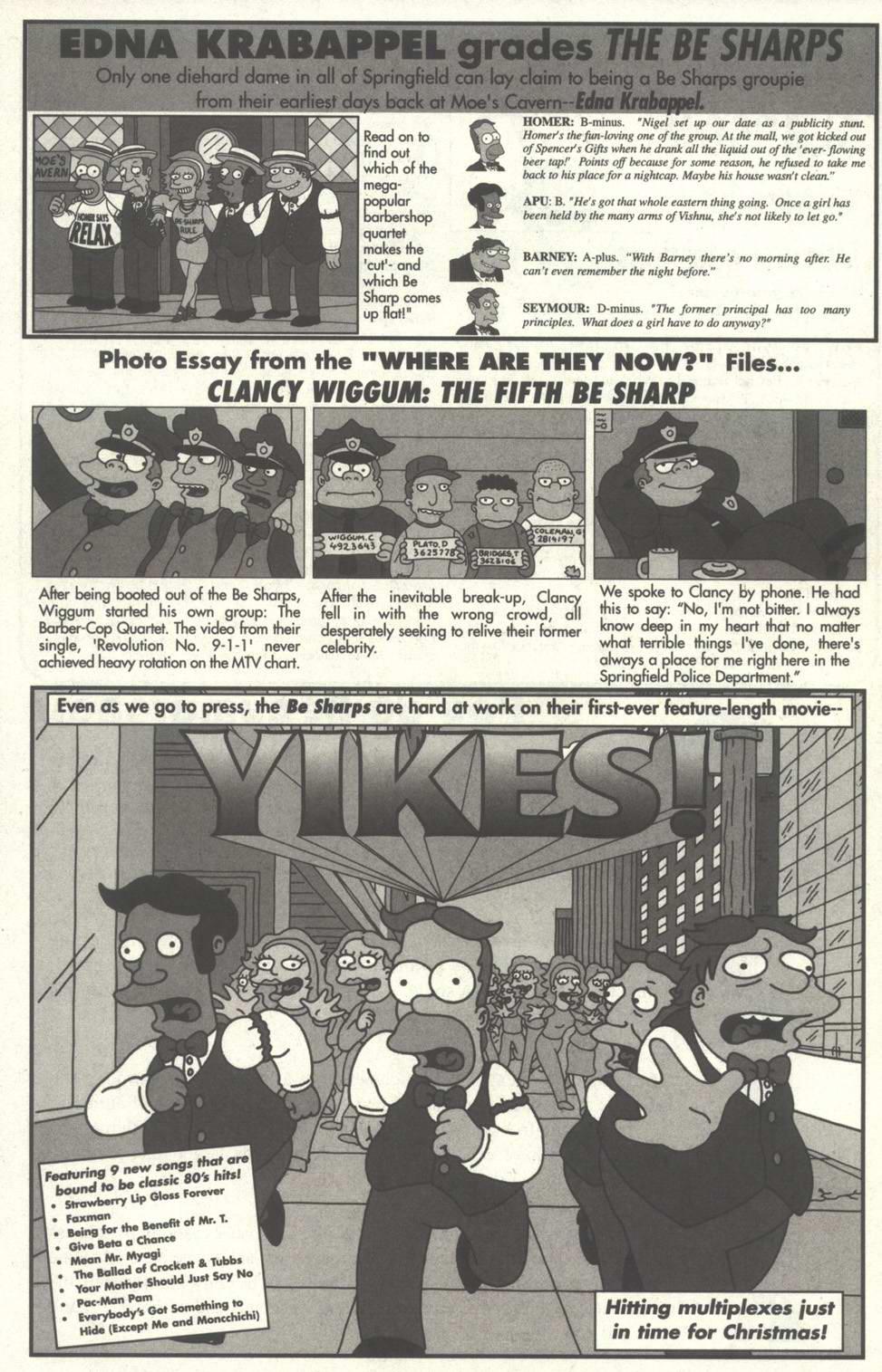 Read online Simpsons Comics comic -  Issue #33 - 26