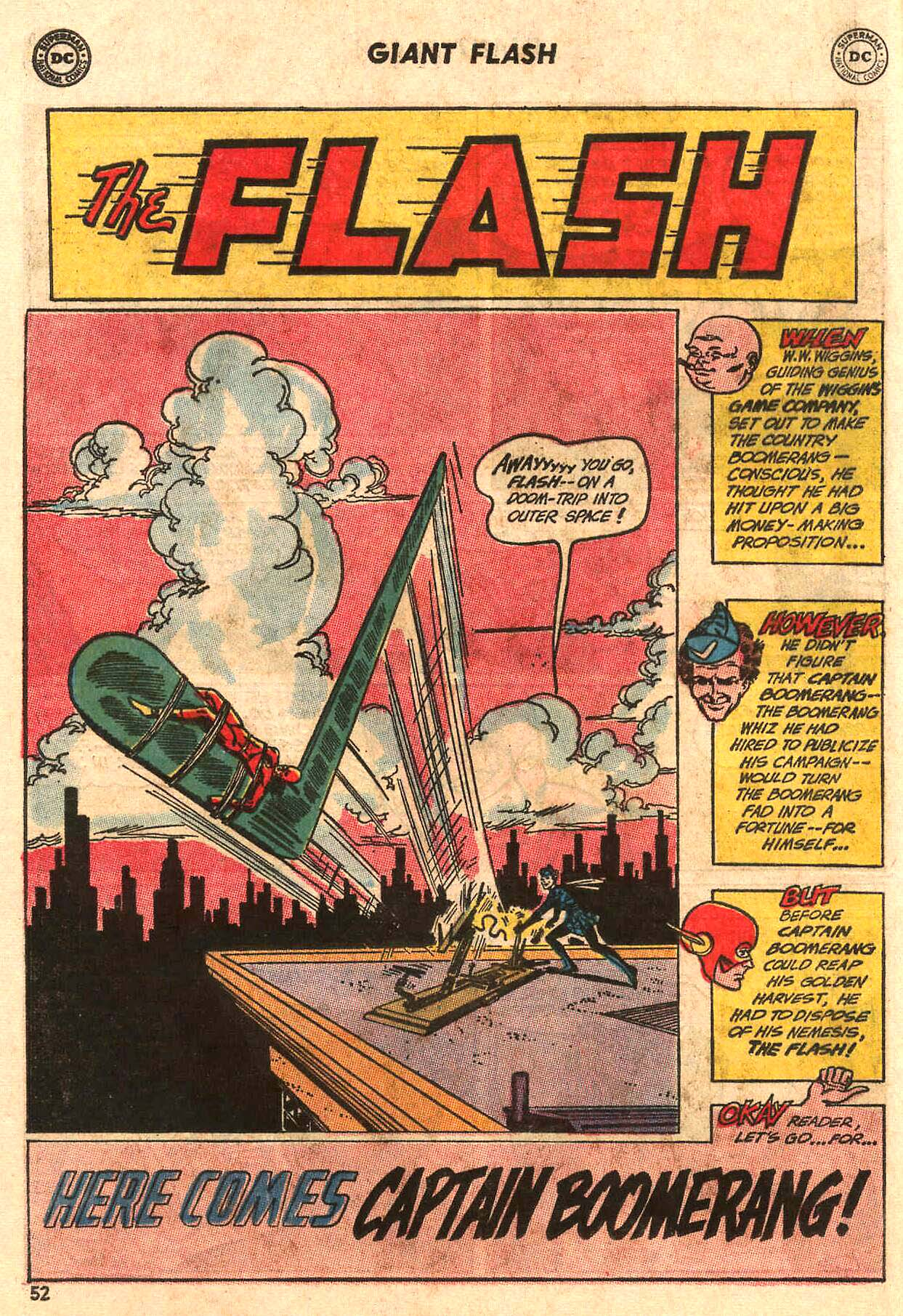 Read online 80 Page Giant comic -  Issue #9 - 54