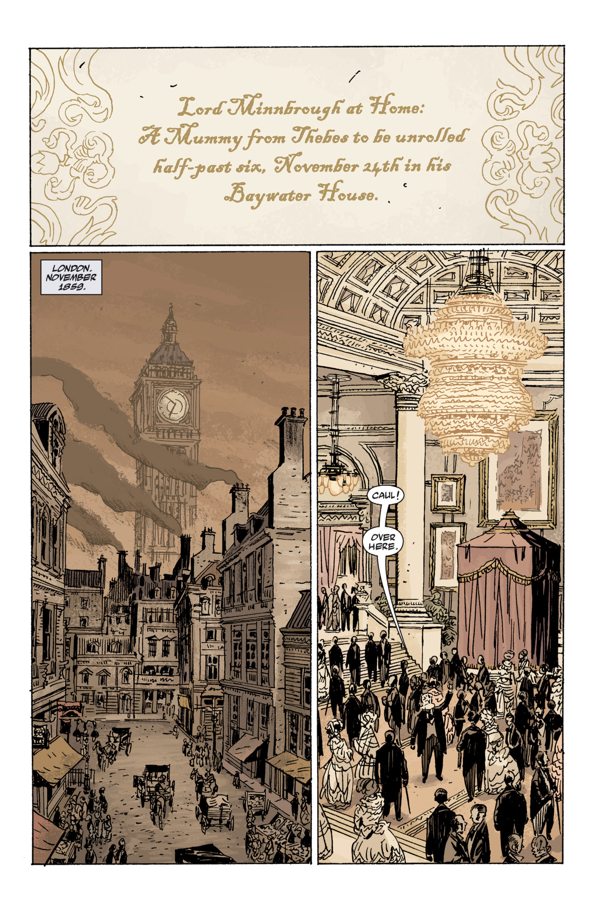 Read online B.P.R.D. (2003) comic -  Issue # TPB 7 - 9