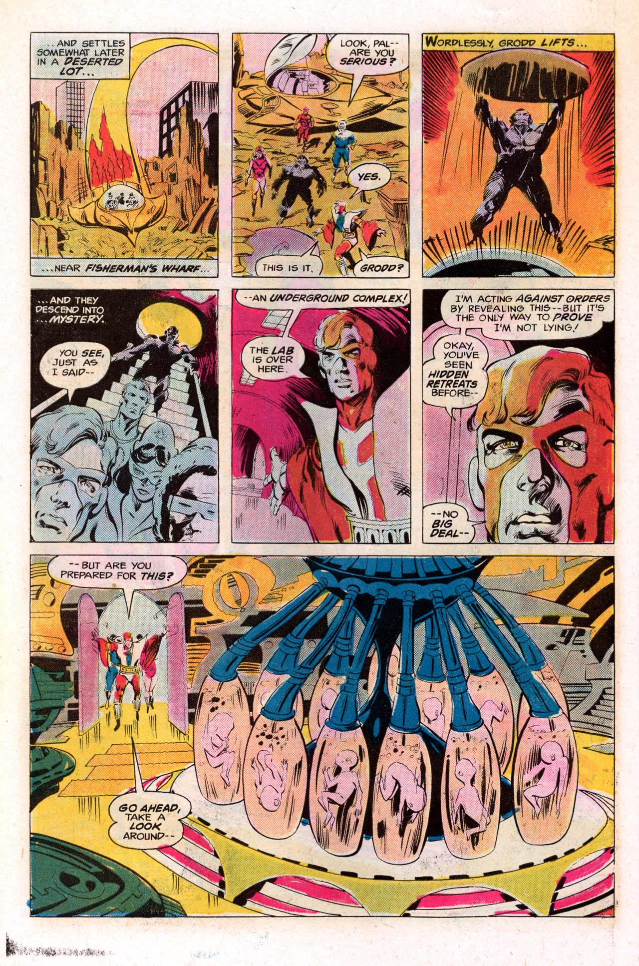 Read online Secret Society of Super-Villains comic -  Issue #2 - 26