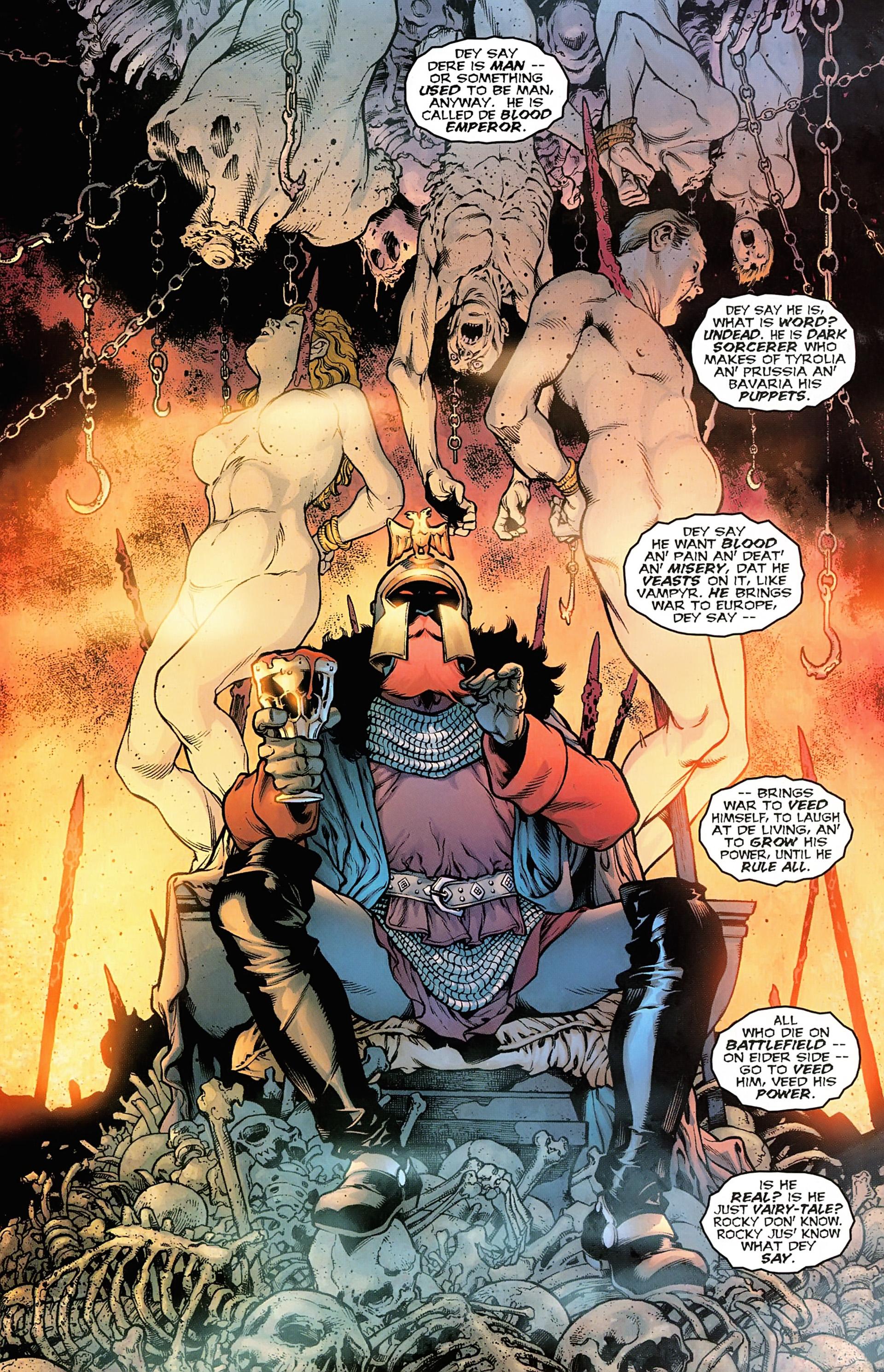 Read online Arrowsmith comic -  Issue #1 - 19