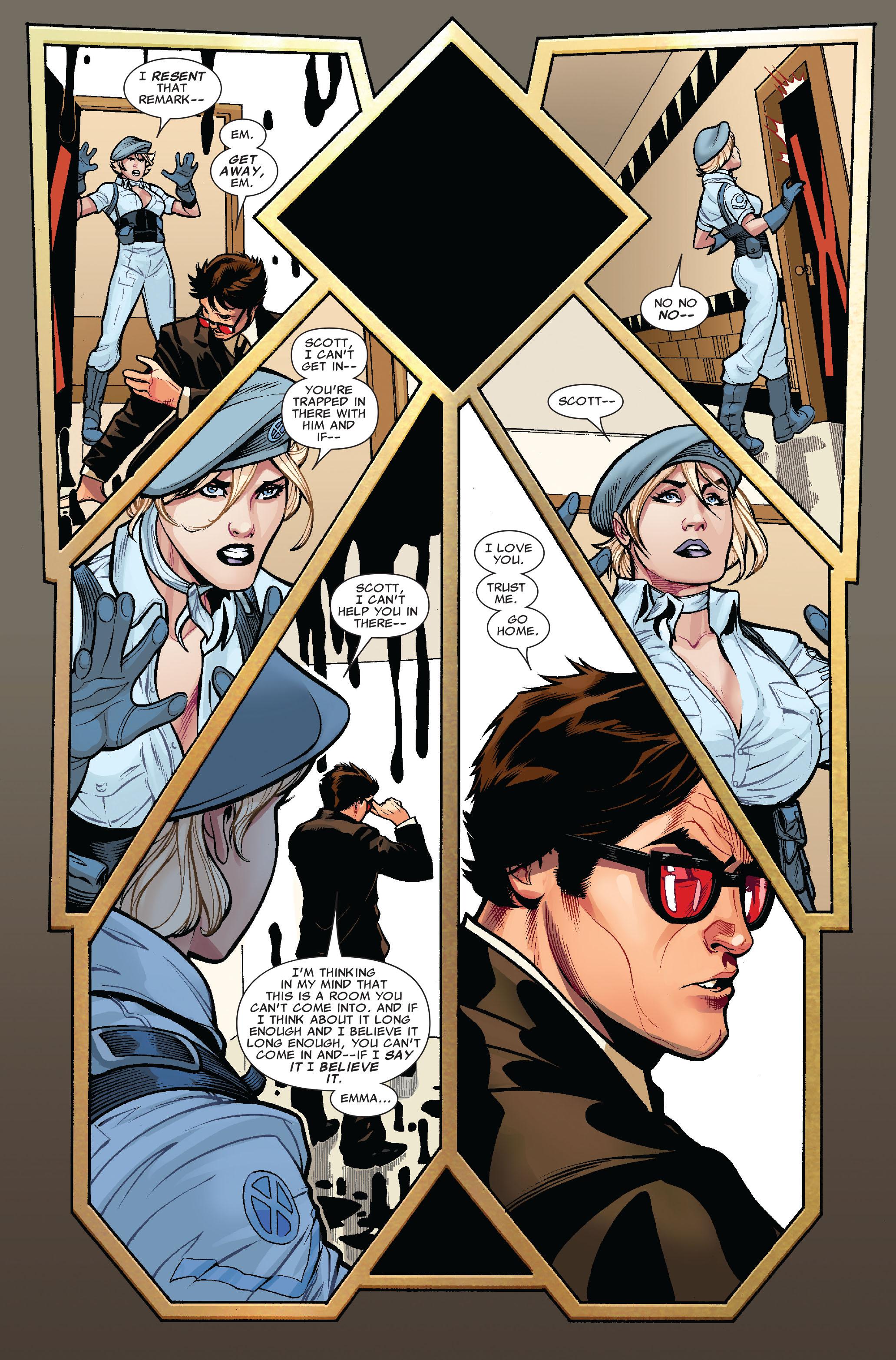 Read online Uncanny X-Men (1963) comic -  Issue #519 - 19