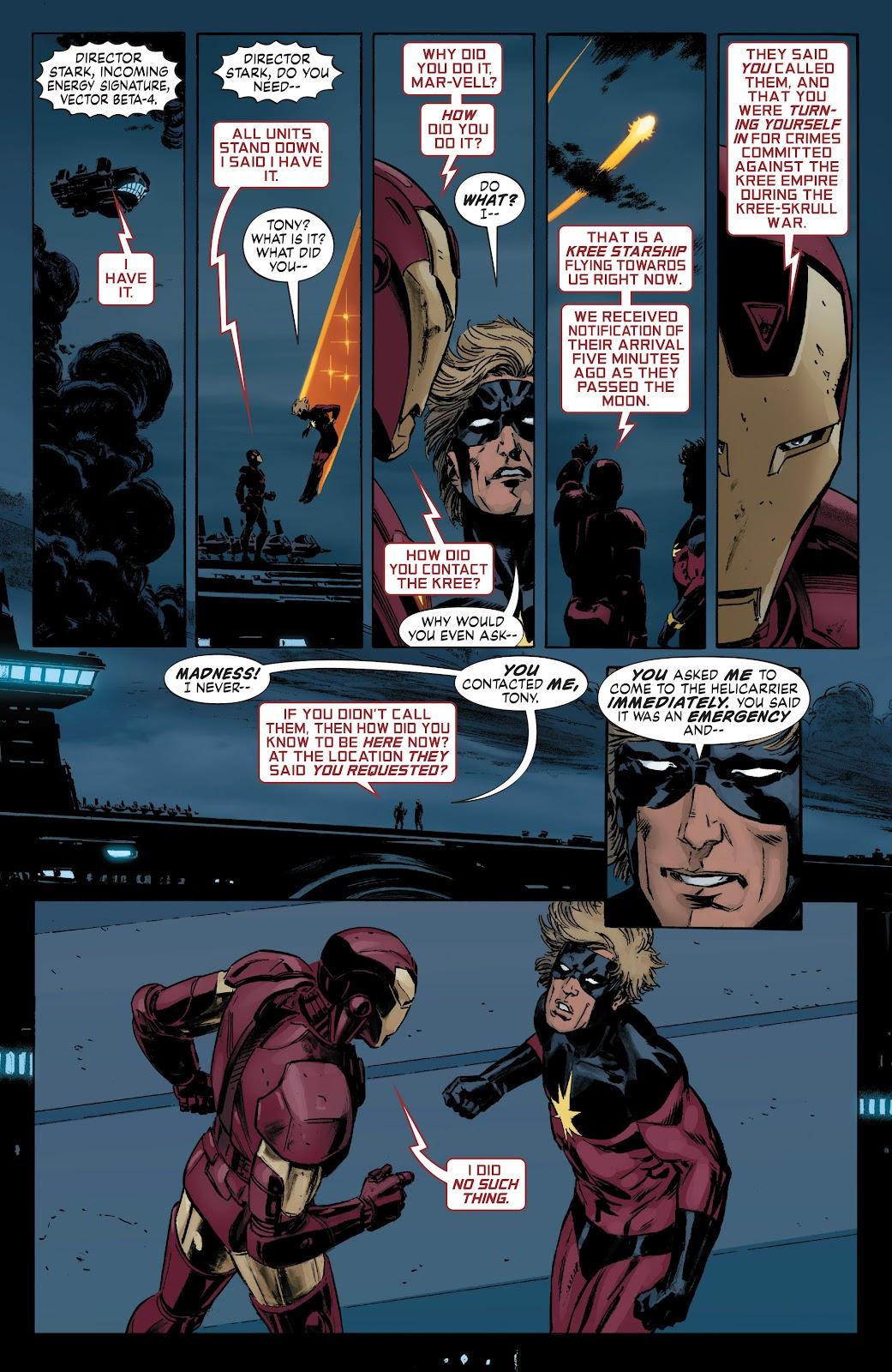 Read online Secret Invasion: Rise of the Skrulls comic -  Issue # TPB (Part 4) - 1