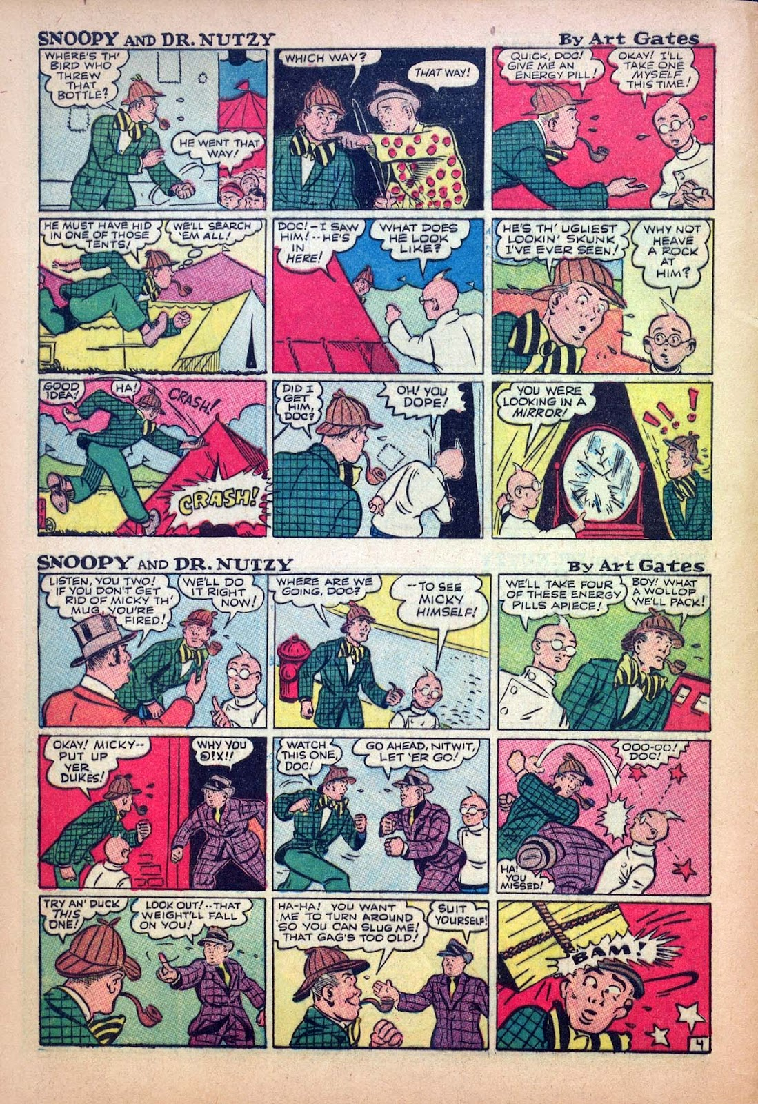 Read online Joker Comics comic -  Issue #4 - 6