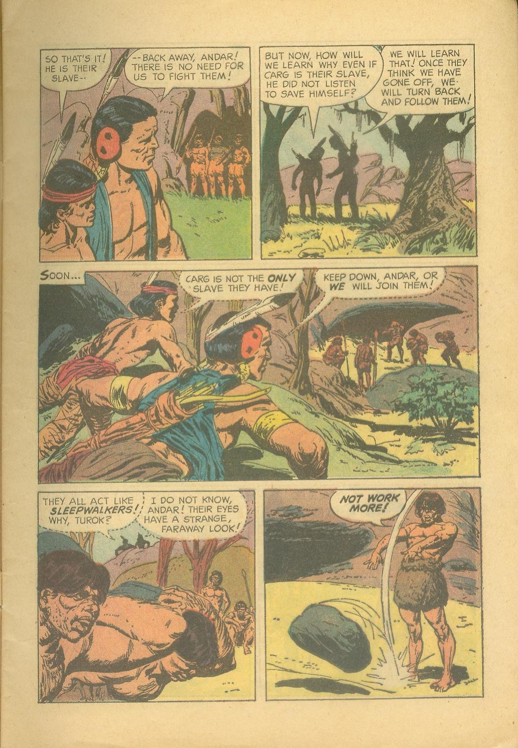 Read online Turok, Son of Stone comic -  Issue #28 - 5