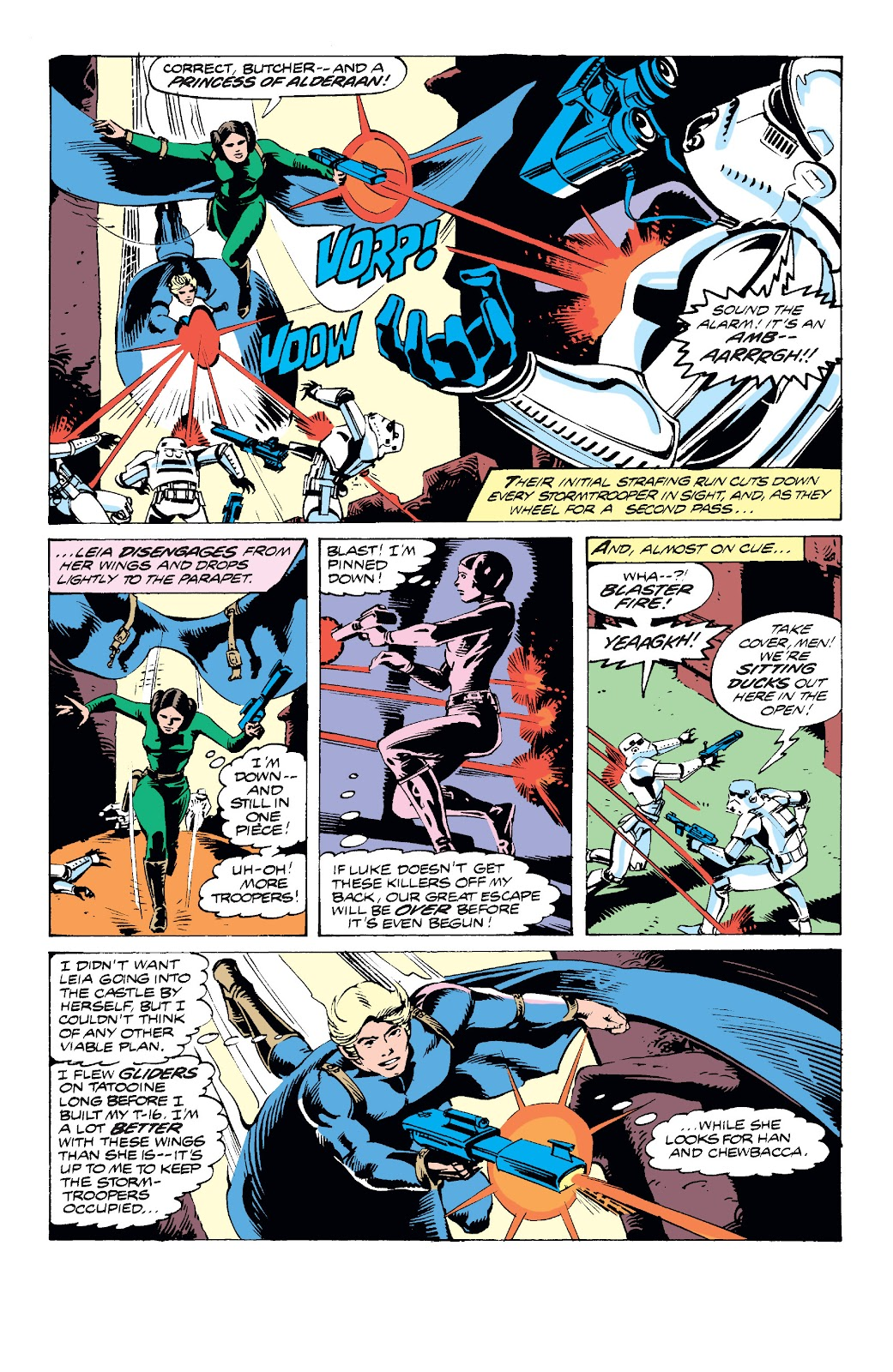 Read online Star Wars Legends: The Original Marvel Years - Epic Collection comic -  Issue # TPB 2 (Part 3) - 27