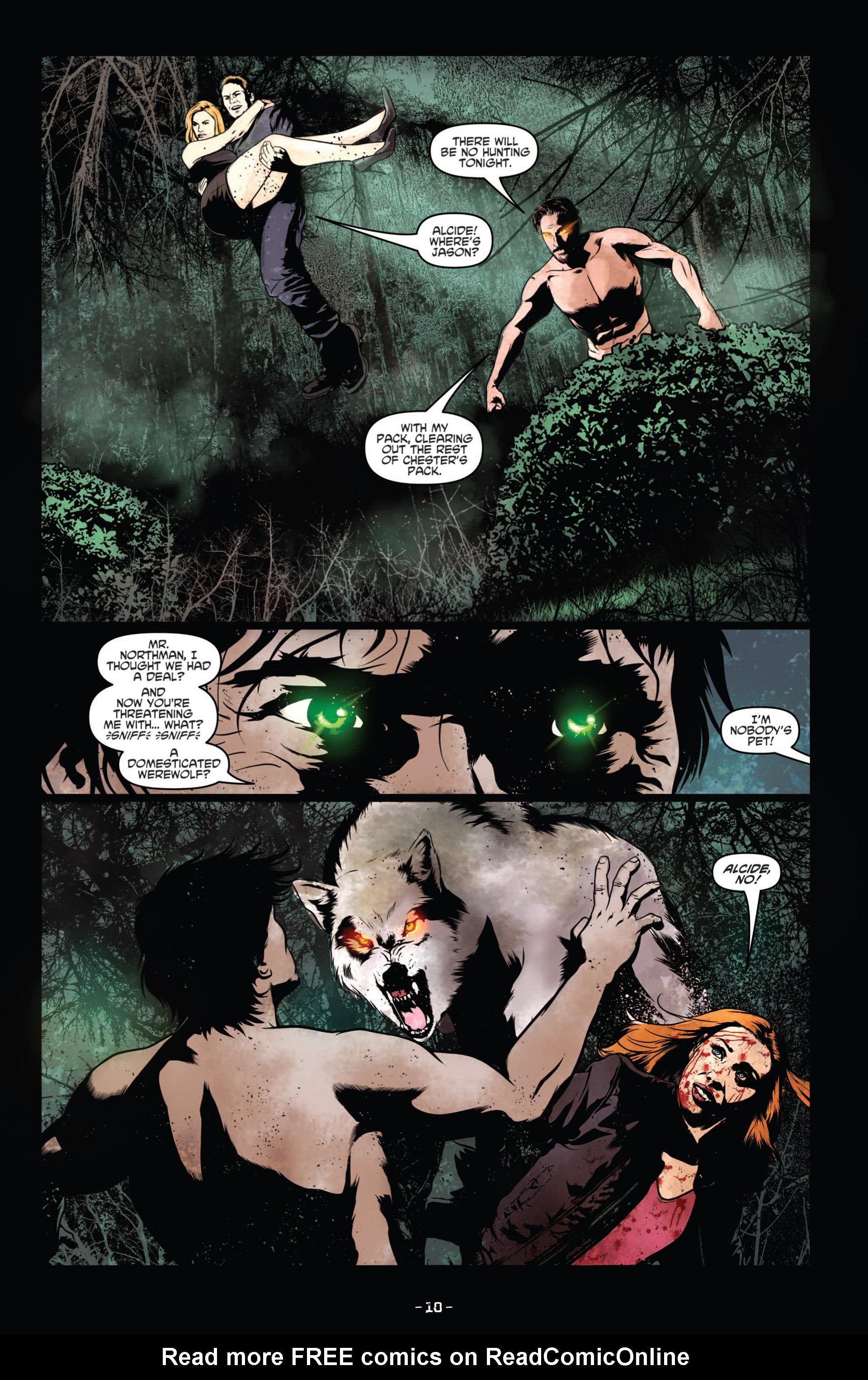 Read online True Blood (2012) comic -  Issue #9 - 12