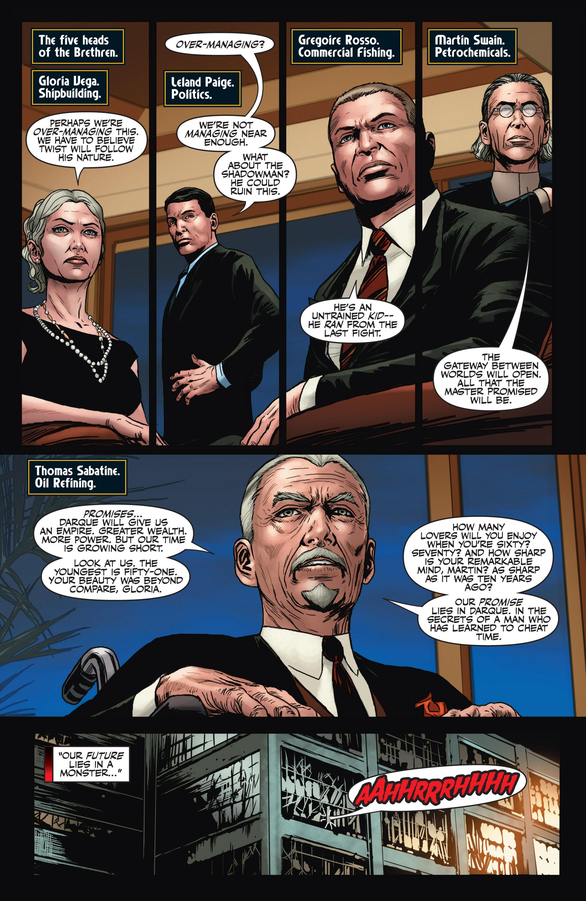 Read online Shadowman (2012) comic -  Issue #4 - 8