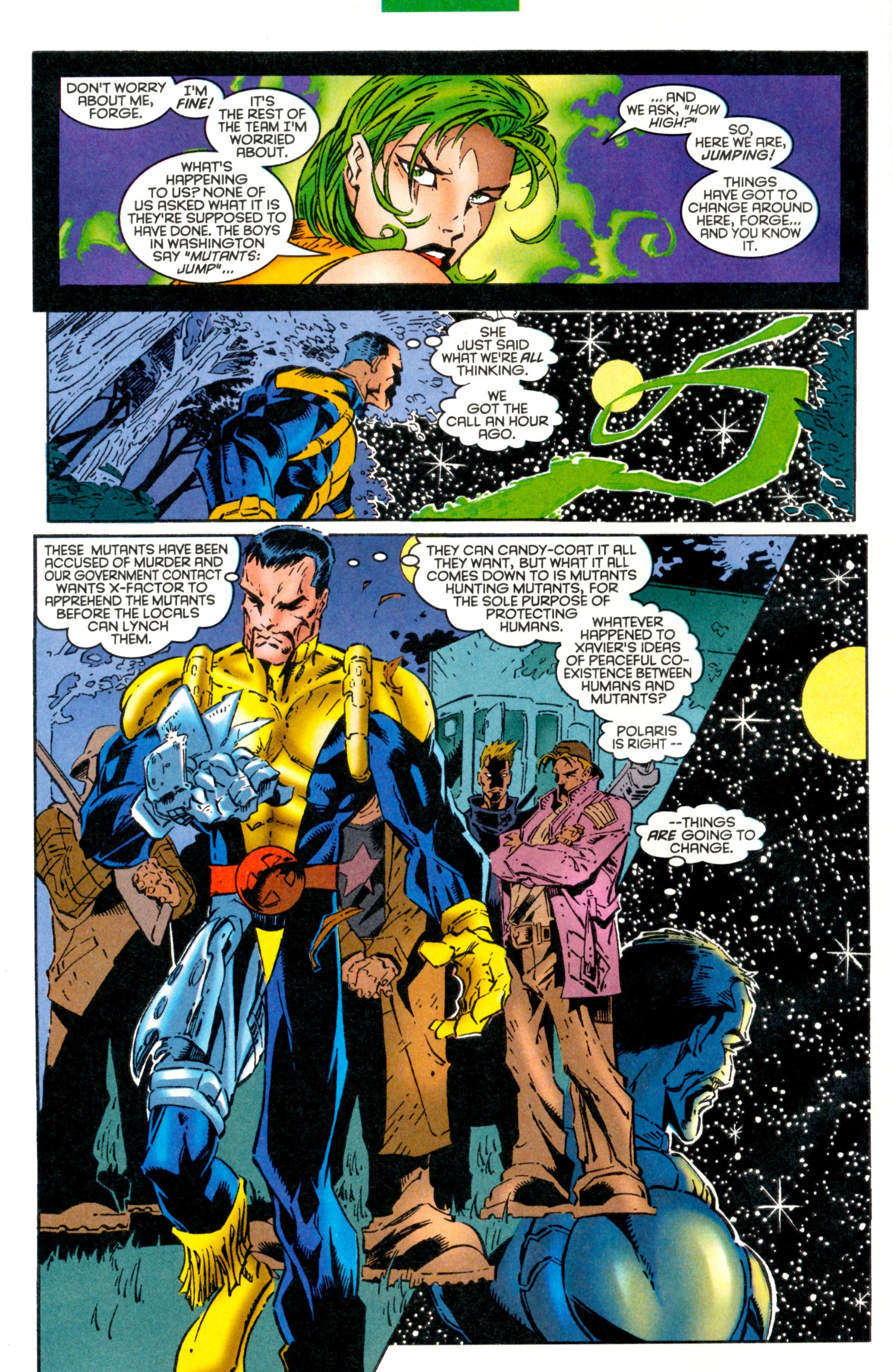 Read online X-Factor (1986) comic -  Issue #128 - 11