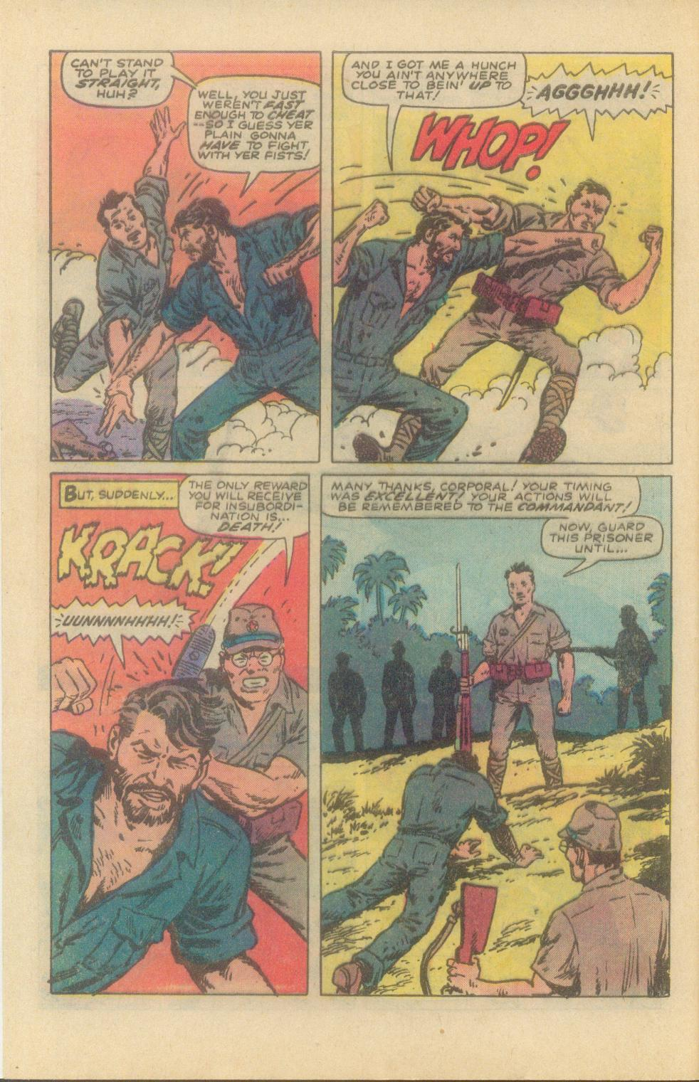 Read online Sgt. Fury comic -  Issue #149 - 8