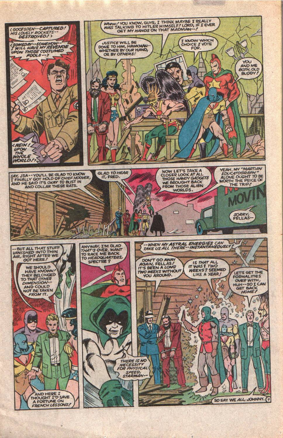 Read online All-Star Squadron comic -  Issue #60 - 11