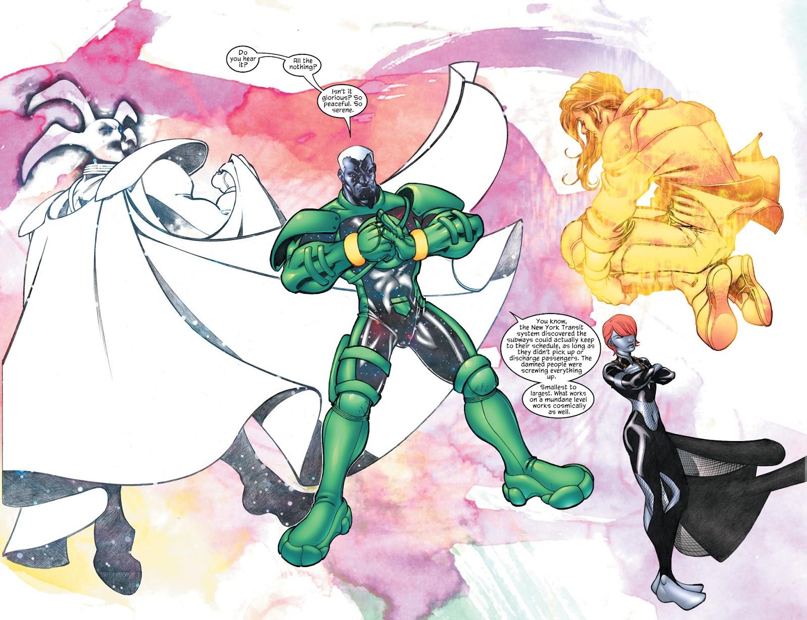Captain Marvel (2002) Issue #6 #6 - English 3