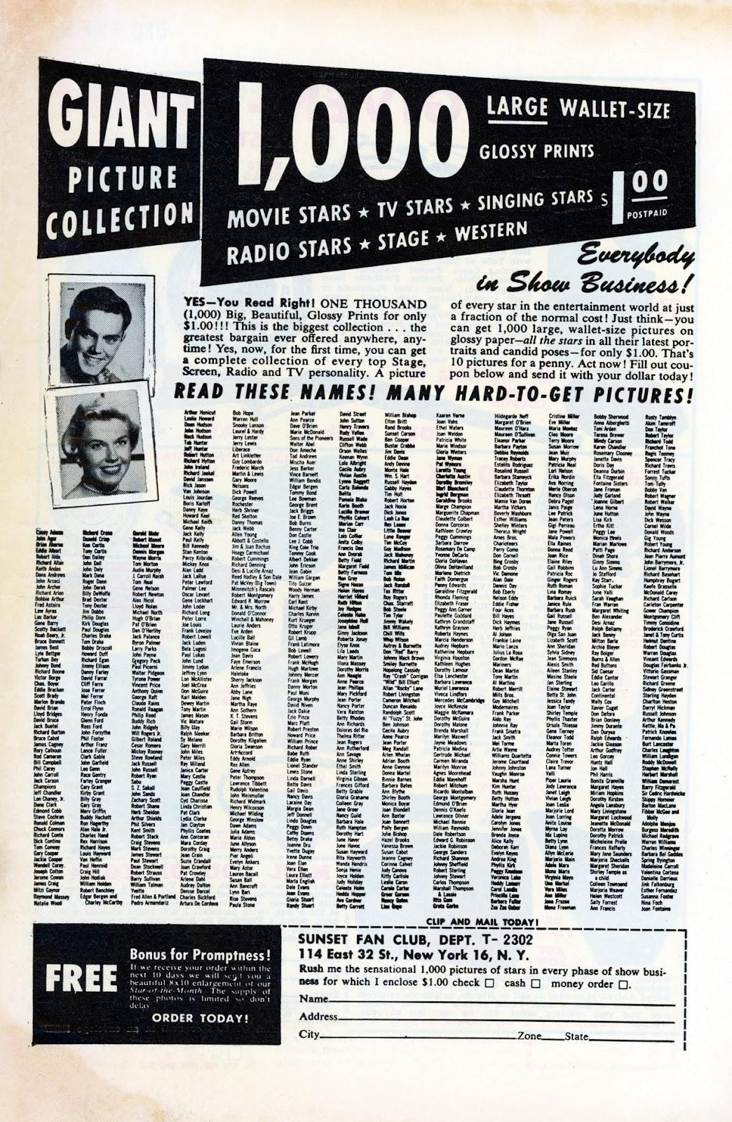 Love Romances (1949) issue 47 - Page 35