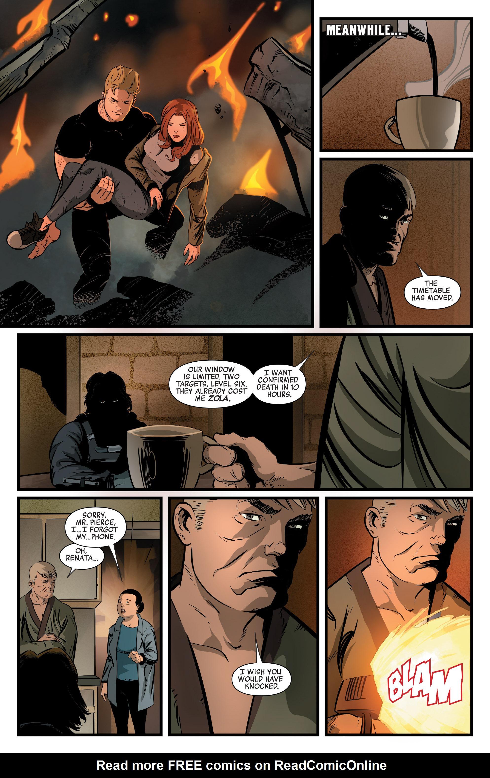 Read online Captain America: Civil War Prelude comic -  Issue #4 - 5