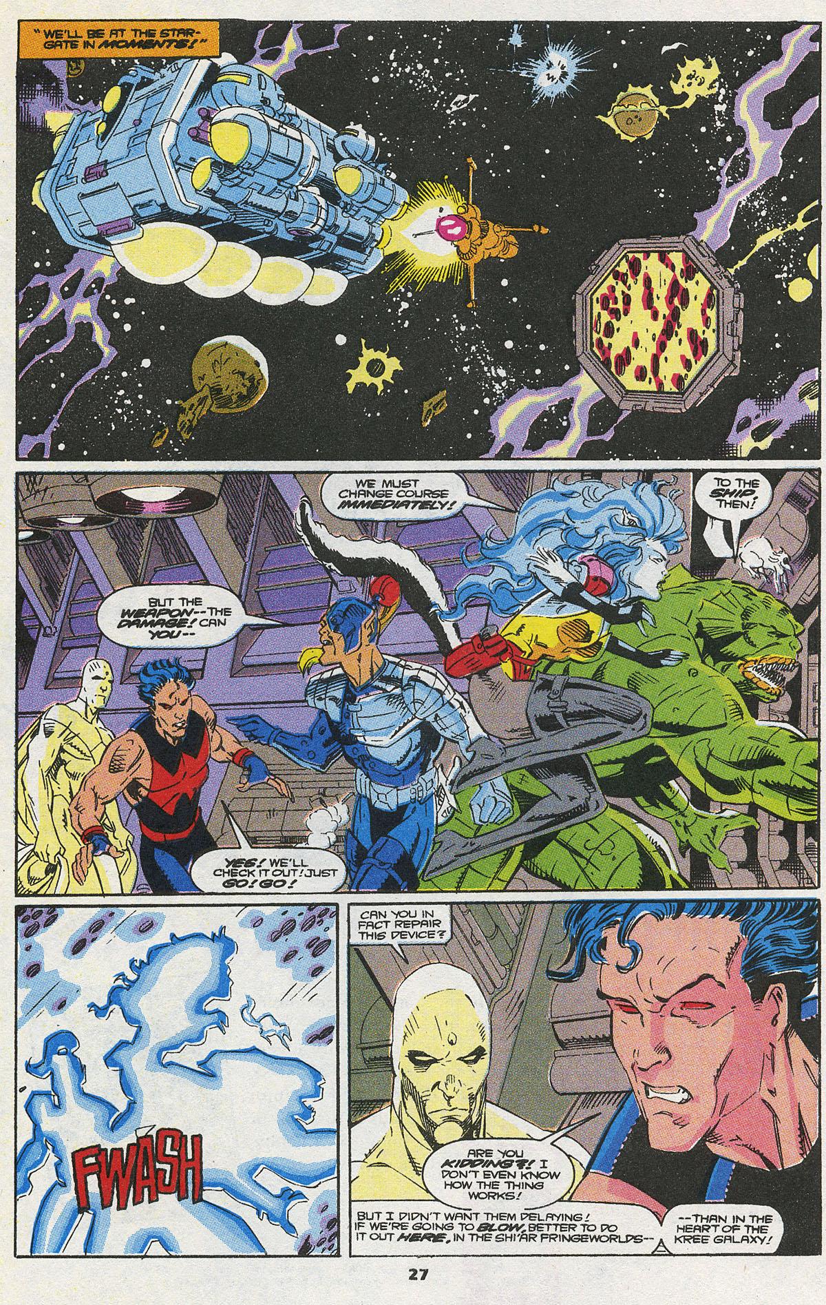 Read online Wonder Man (1991) comic -  Issue #8 - 19
