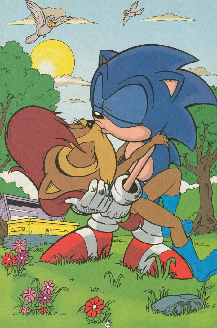 Read online Sonic Super Special comic -  Issue #6 - The big 50 - 41