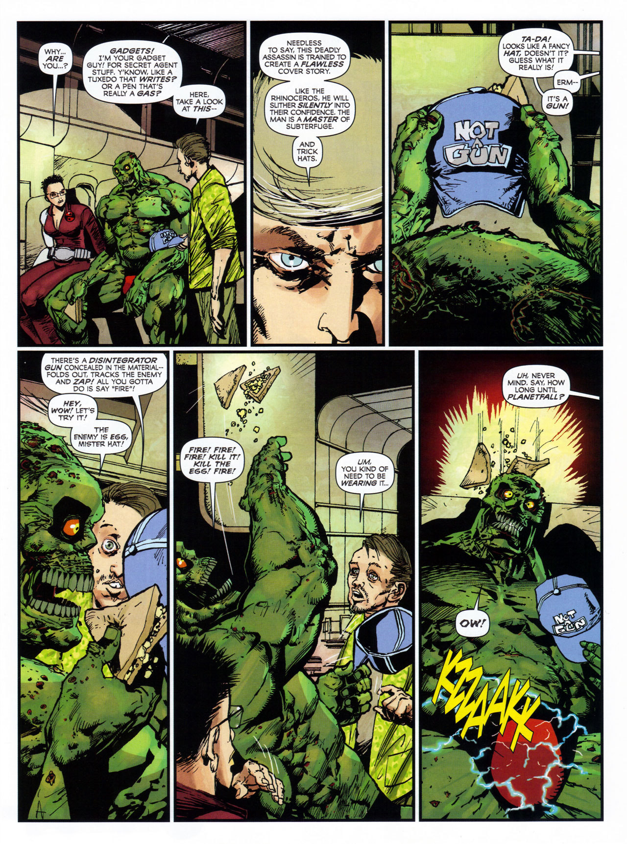 Read online 2000 AD comic -  Issue #1746 - 99