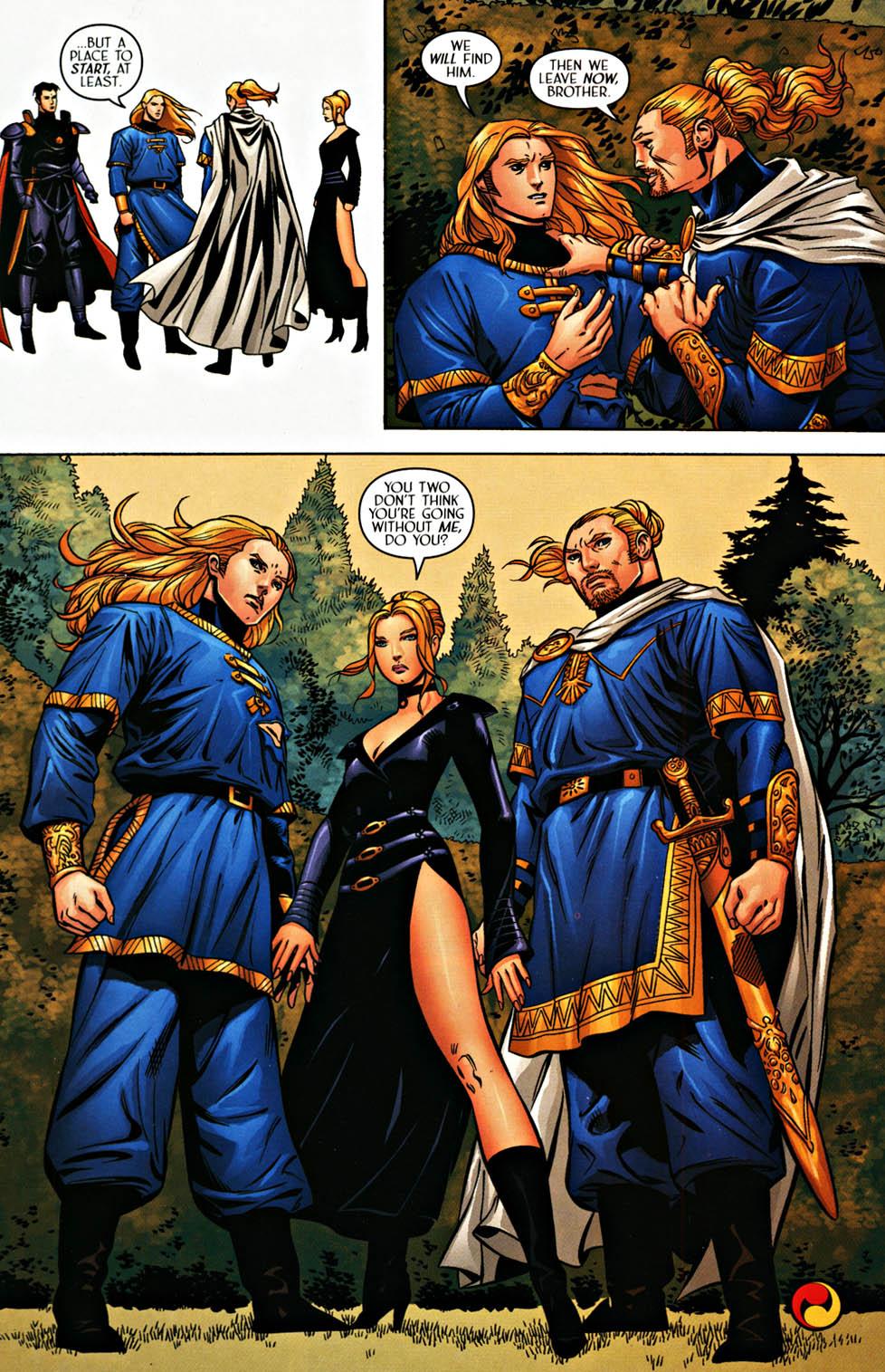 Read online Scion comic -  Issue #37 - 24