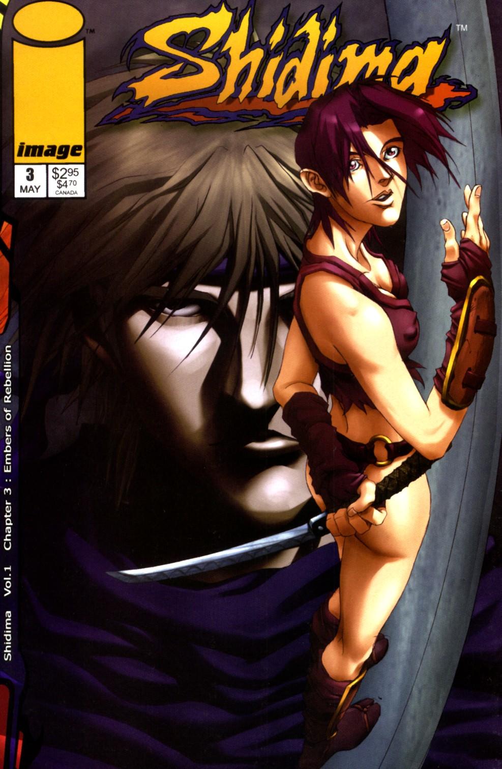 Read online Shidima comic -  Issue #3 - 1