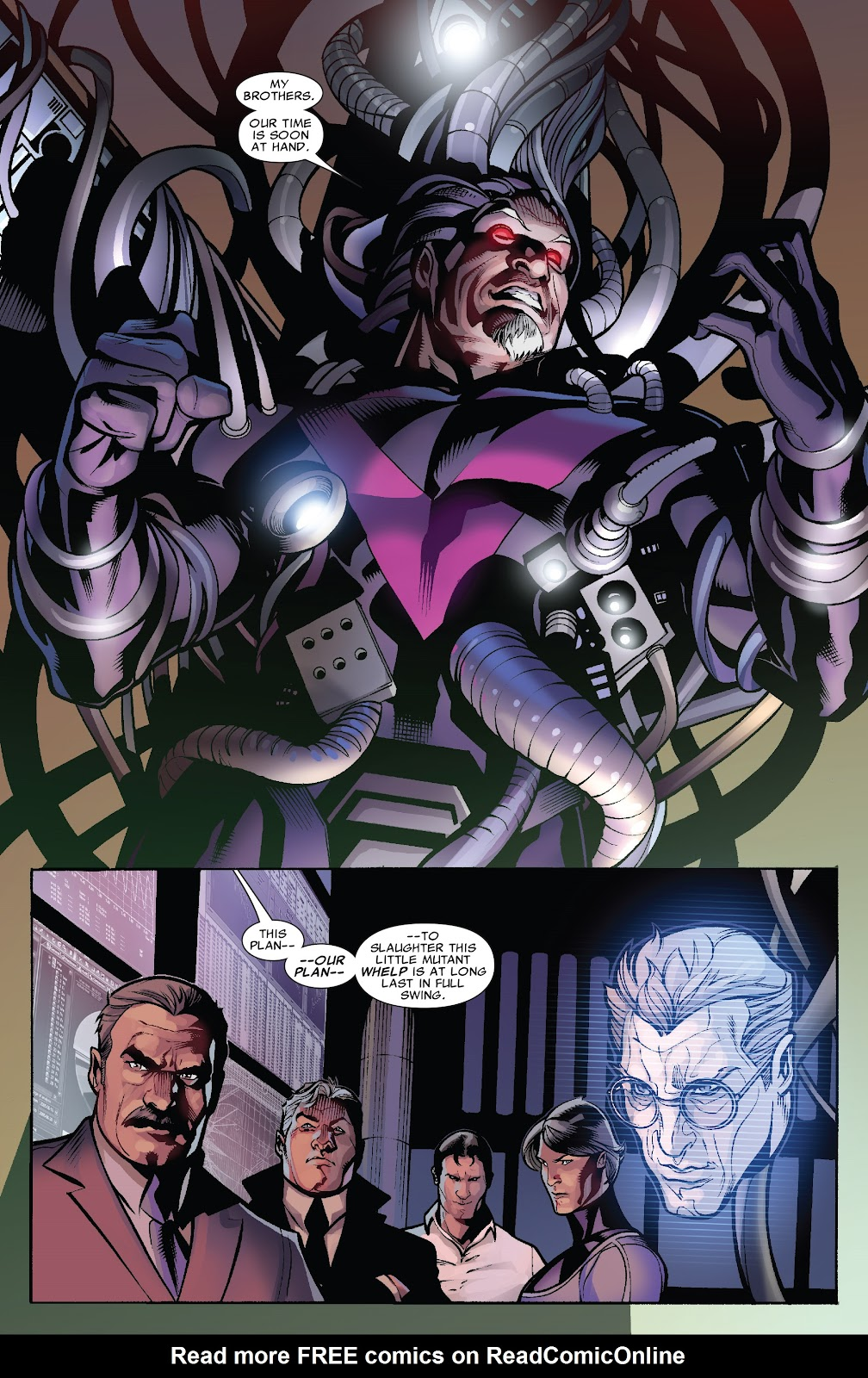 Read online X-Men: Second Coming comic -  Issue # _TPB (Part 1) - 54