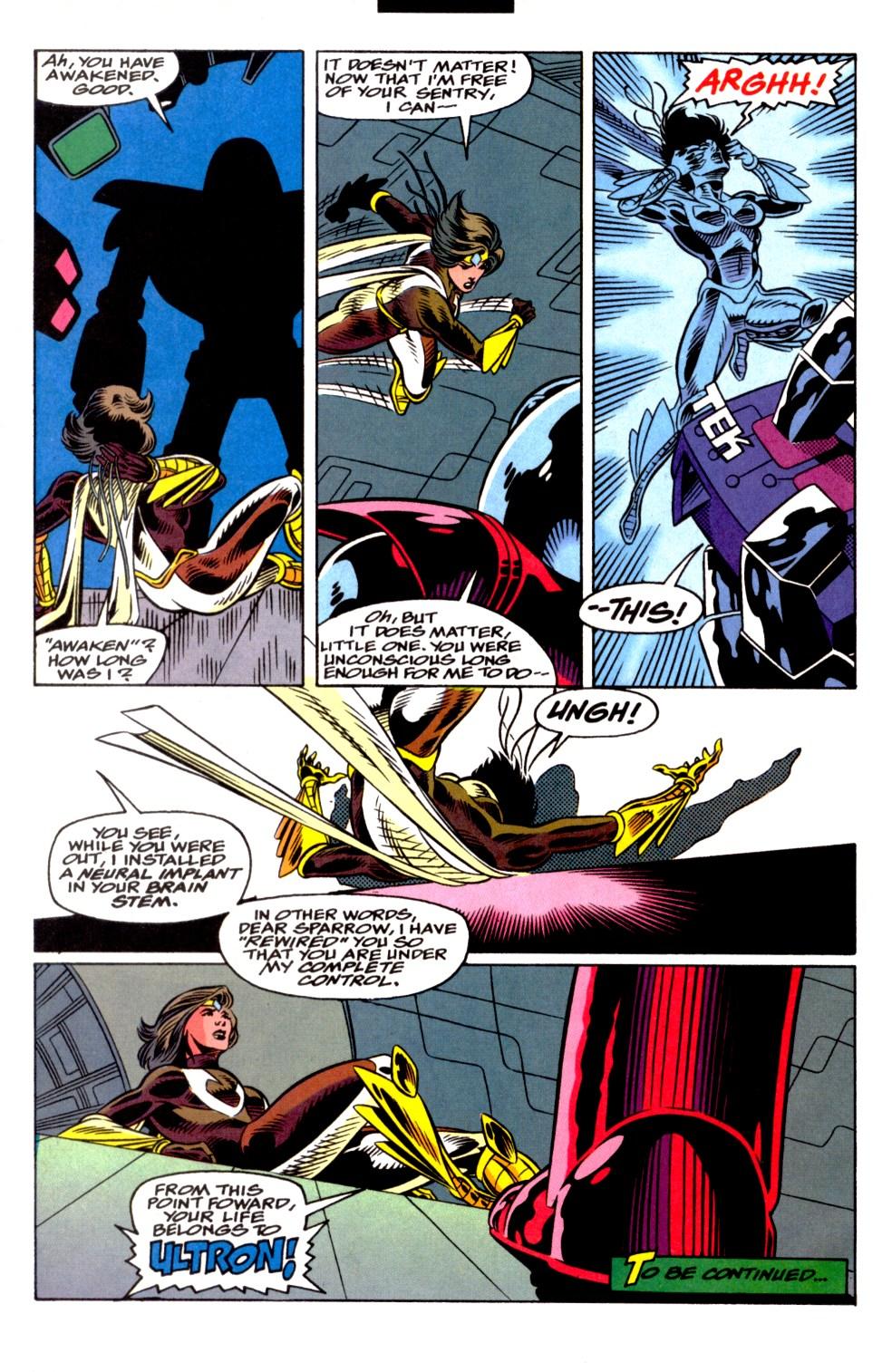 Read online Blackwulf comic -  Issue #4 - 23