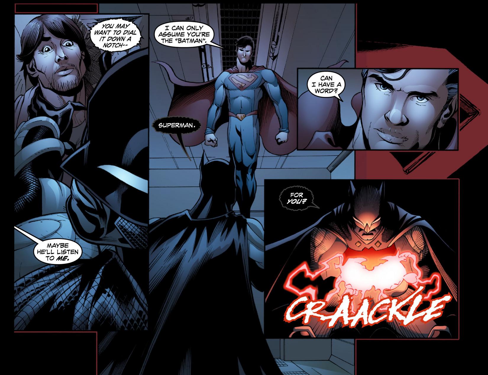 Read online Smallville: Season 11 comic -  Issue #15 - 21