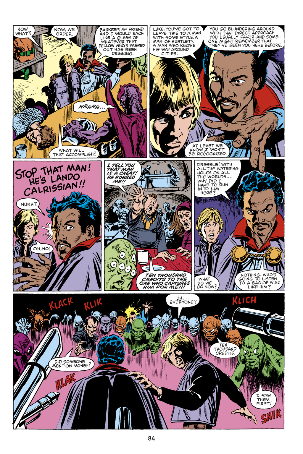 Read online Star Wars Omnibus comic -  Issue # Vol. 18 - 76
