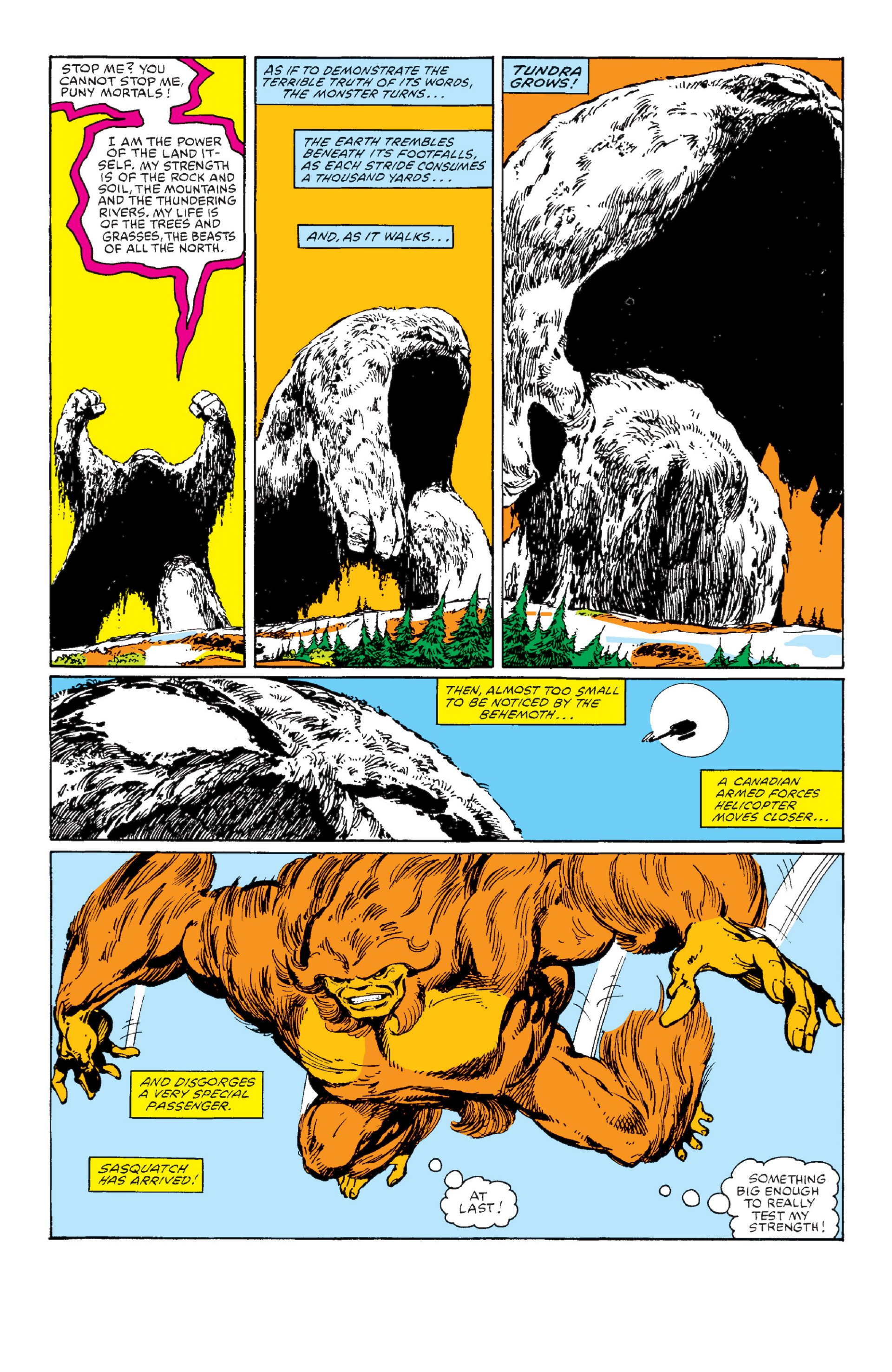 Read online Alpha Flight (1983) comic -  Issue #1 - 31