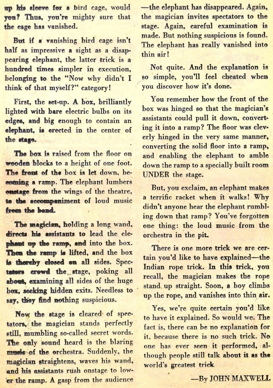 Read online Adventure Comics (1938) comic -  Issue #192 - 32