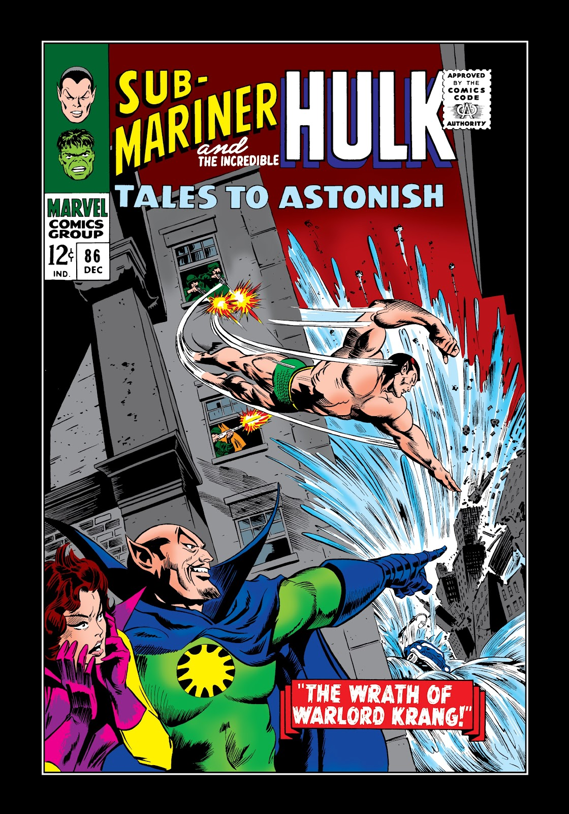 Read online Marvel Masterworks: The Incredible Hulk comic -  Issue # TPB 3 (Part 1) - 73